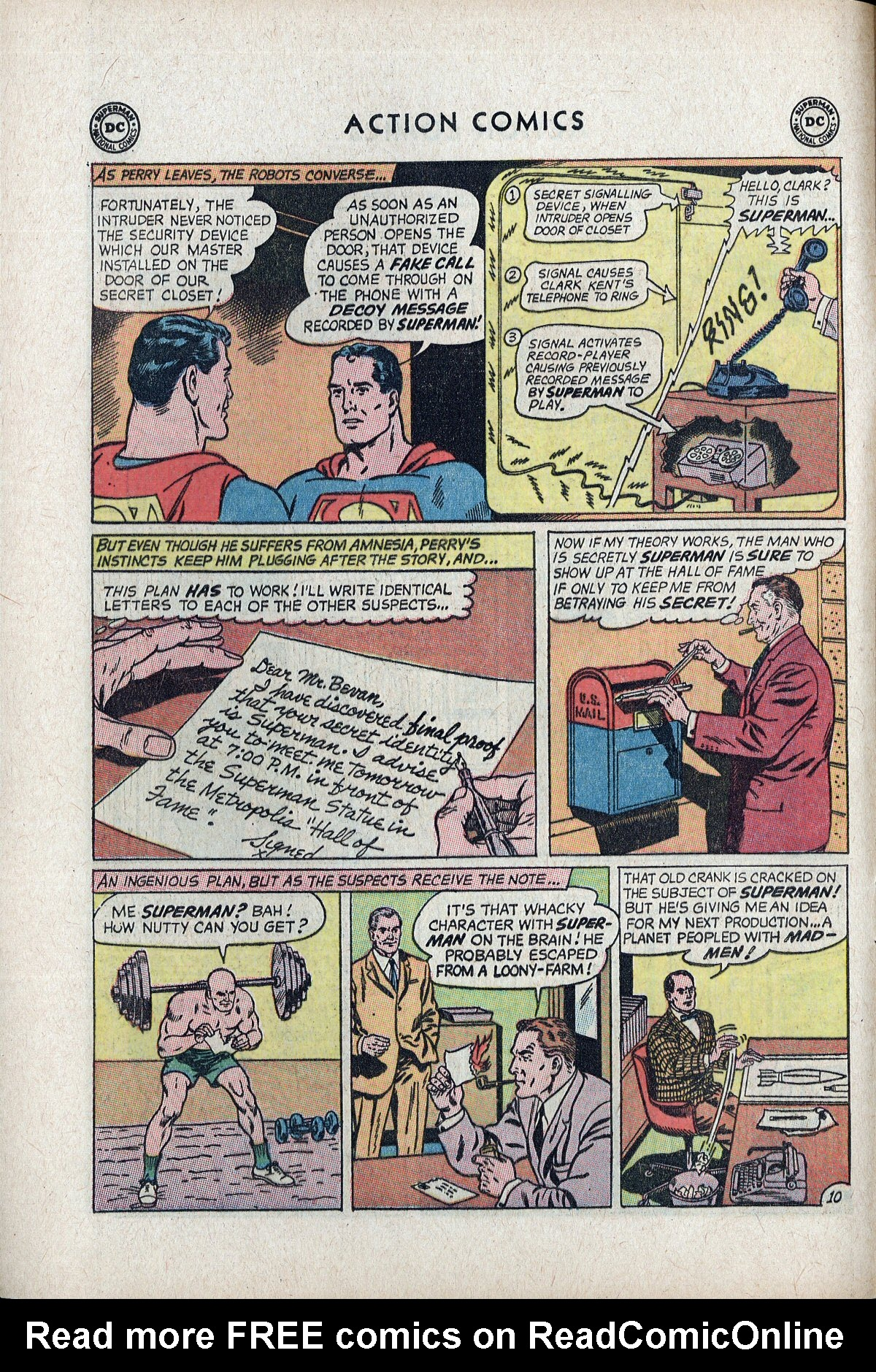 Read online Action Comics (1938) comic -  Issue #297 - 12
