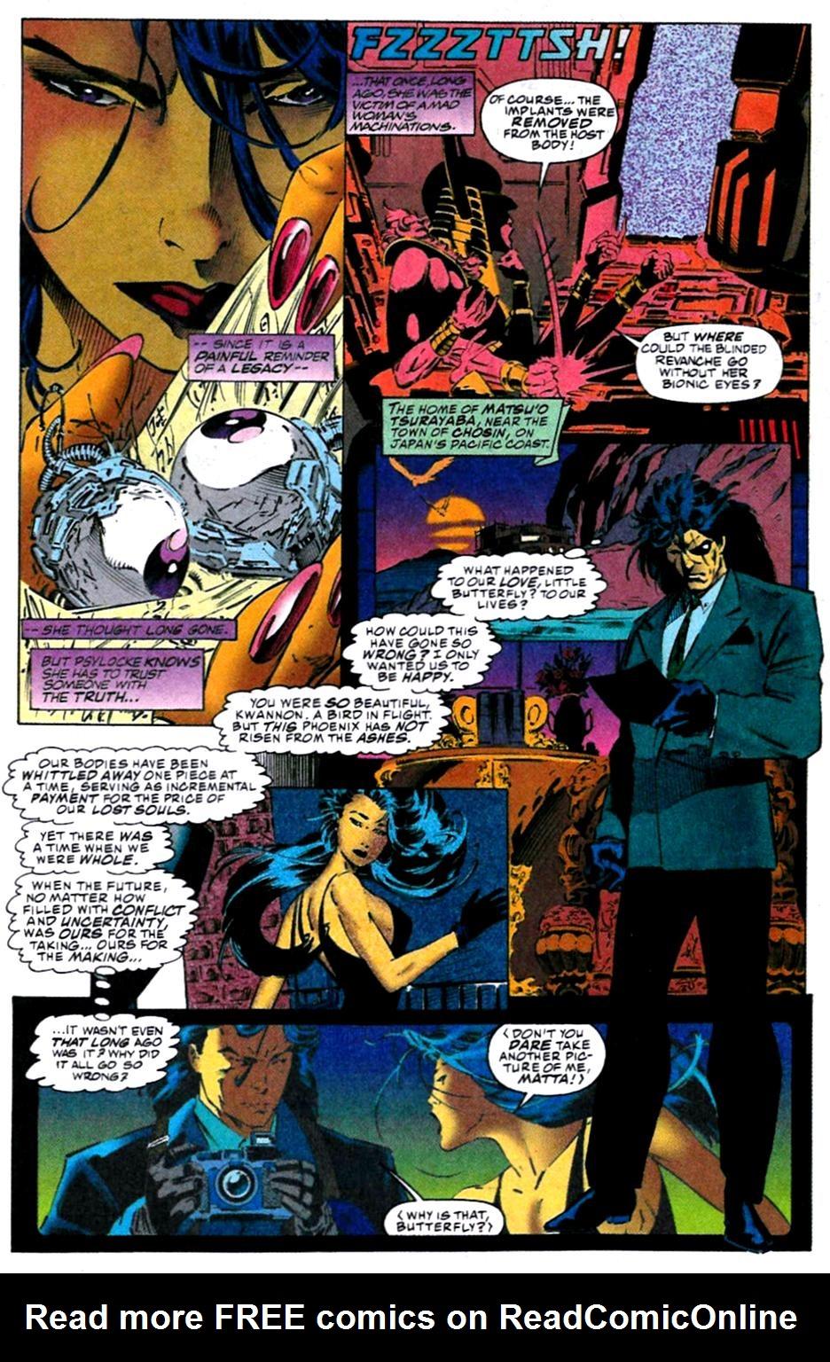 X-Men (1991) 31 Page 5