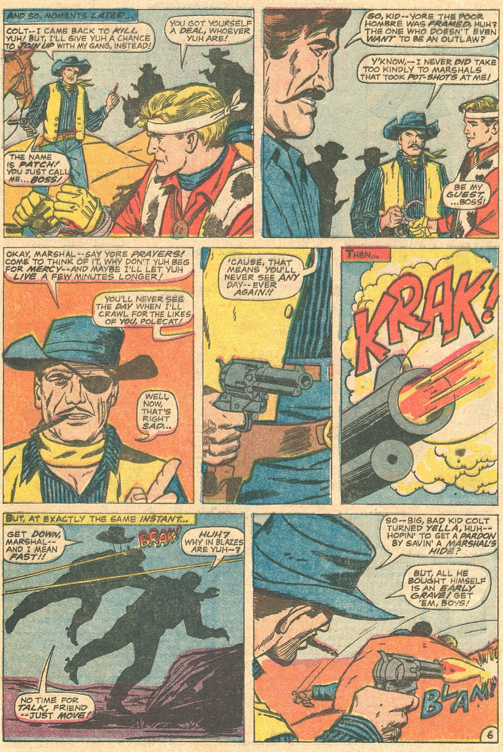Kid Colt Outlaw issue 136 - Page 20