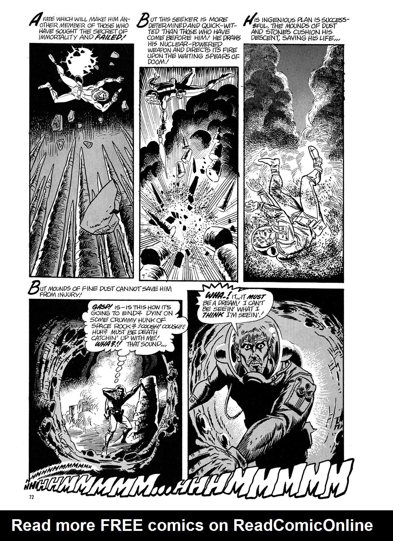 Read online Eerie Archives comic -  Issue # TPB 5 - 73
