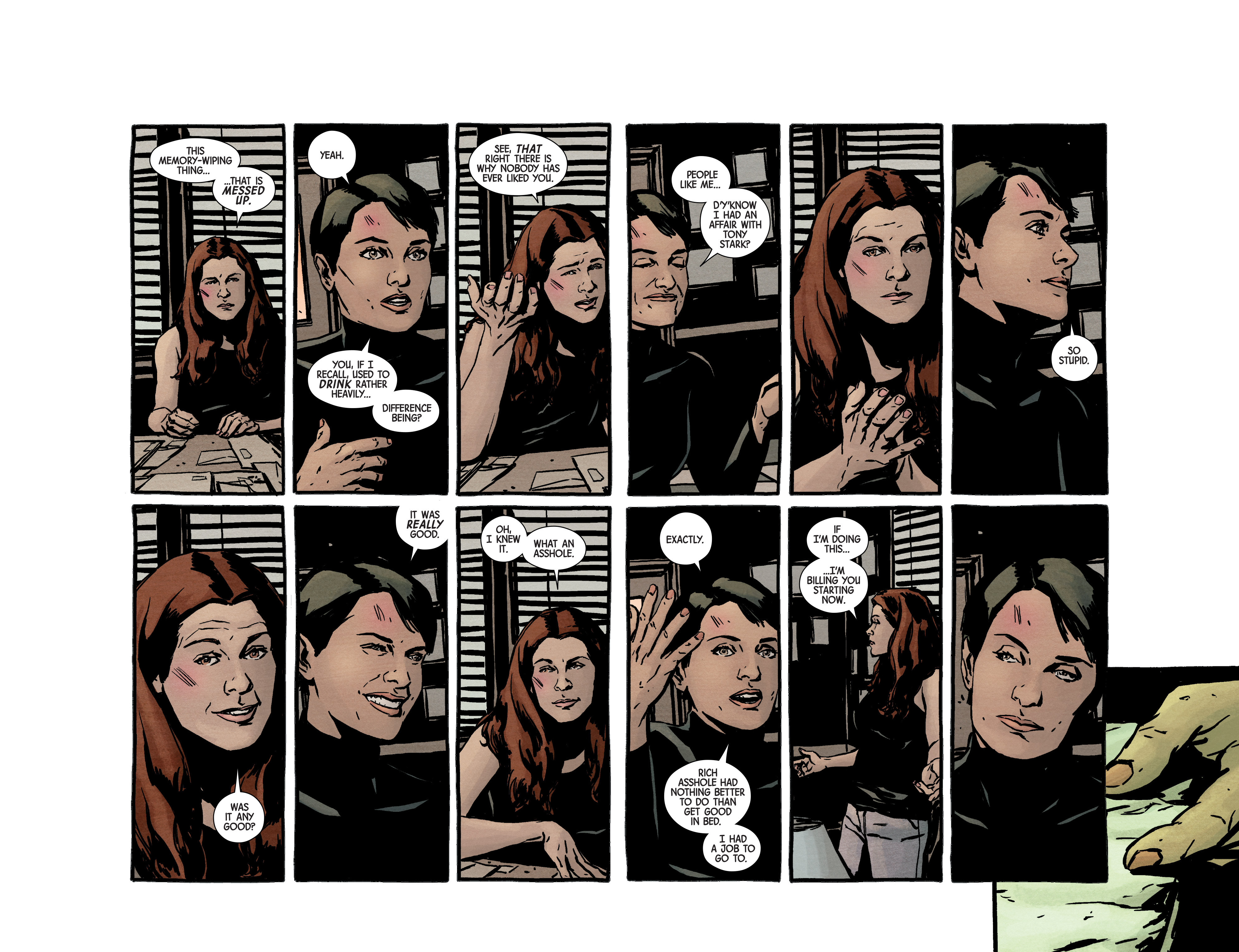 Read online Jessica Jones (2016) comic -  Issue #8 - 8