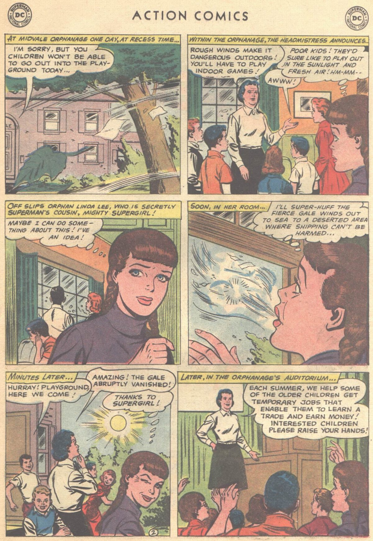 Read online Action Comics (1938) comic -  Issue #268 - 20