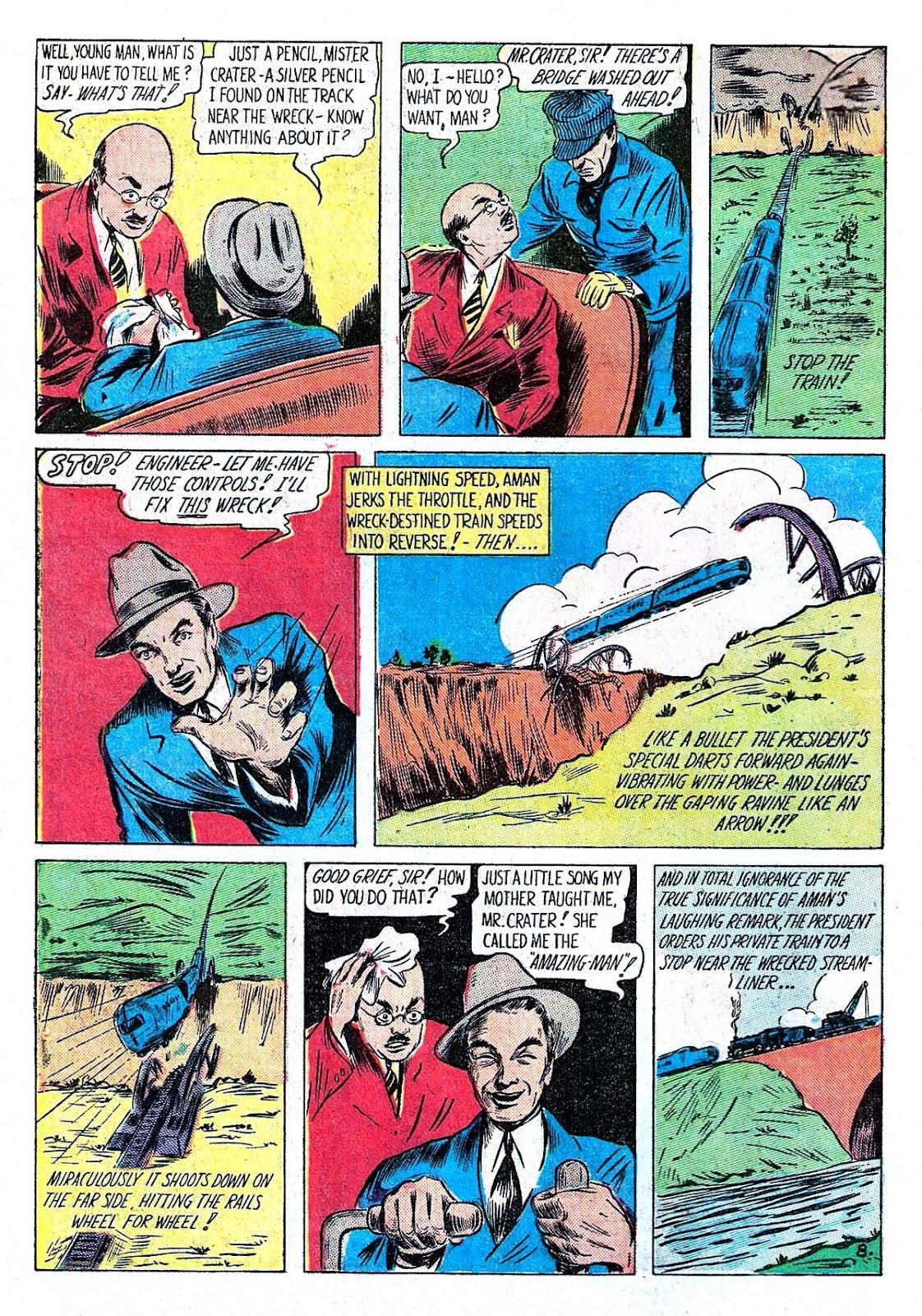 Amazing Man Comics issue 5 - Page 10