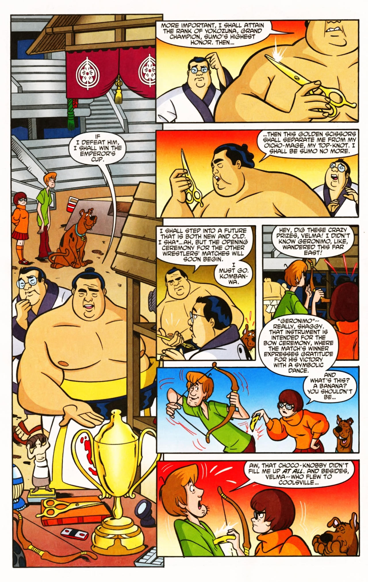 Read online Scooby-Doo (1997) comic -  Issue #148 - 4