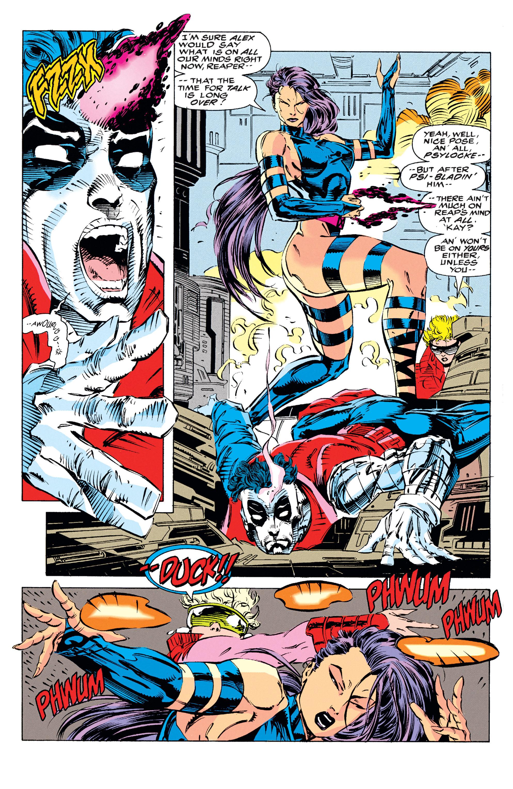 X-Men (1991) 15 Page 3