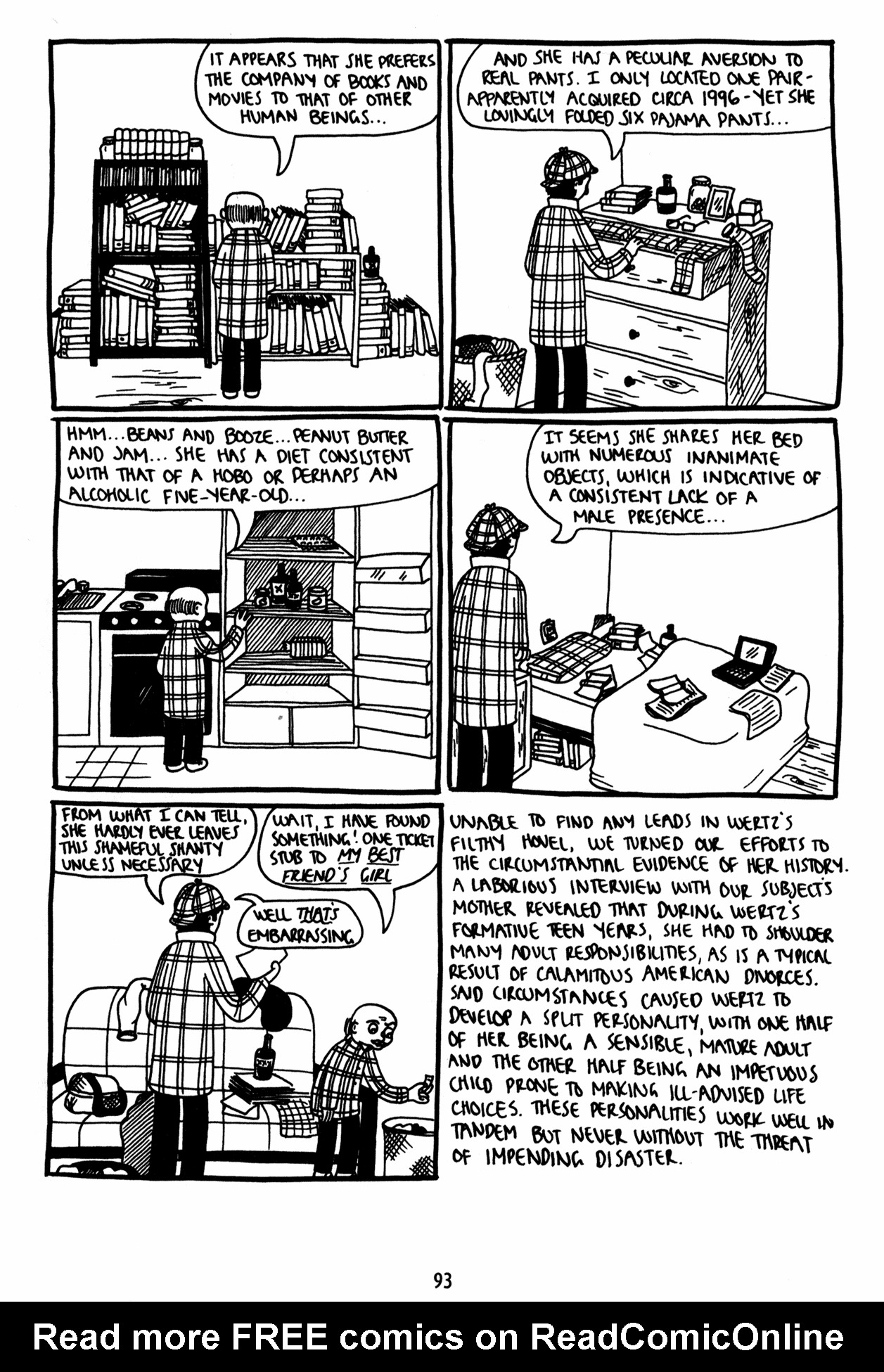 Read online Drinking at the Movies comic -  Issue # Full - 95