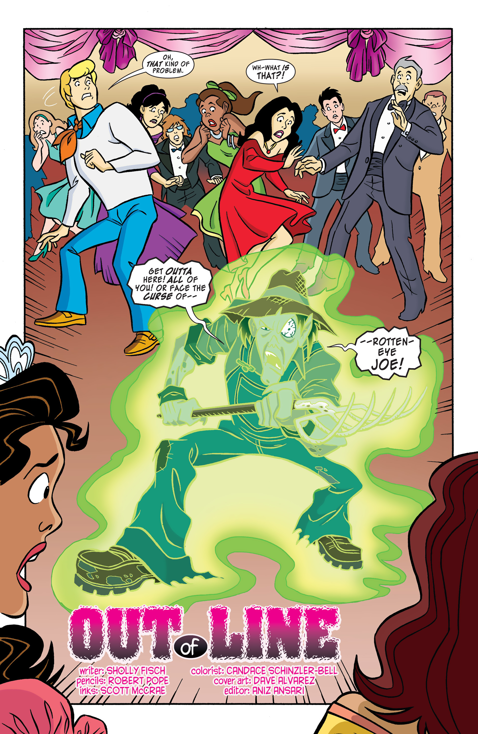 Read online Scooby-Doo: Where Are You? comic -  Issue #51 - 3