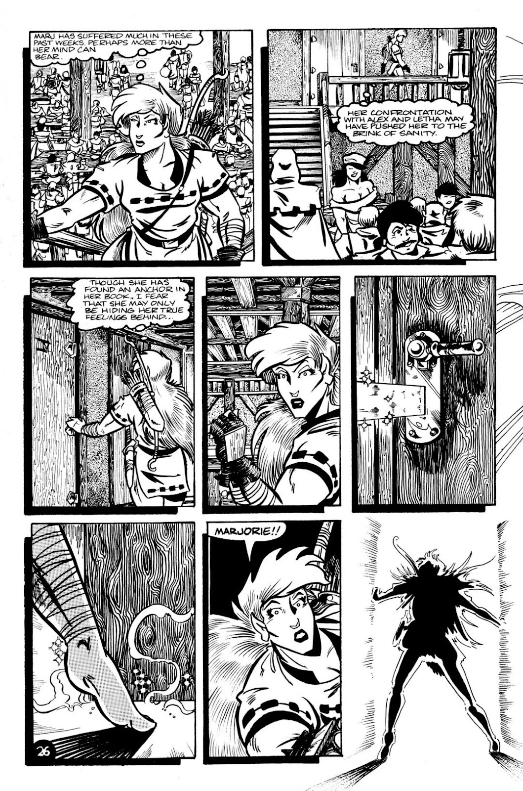 The Realm (1986) issue 9 - Page 28