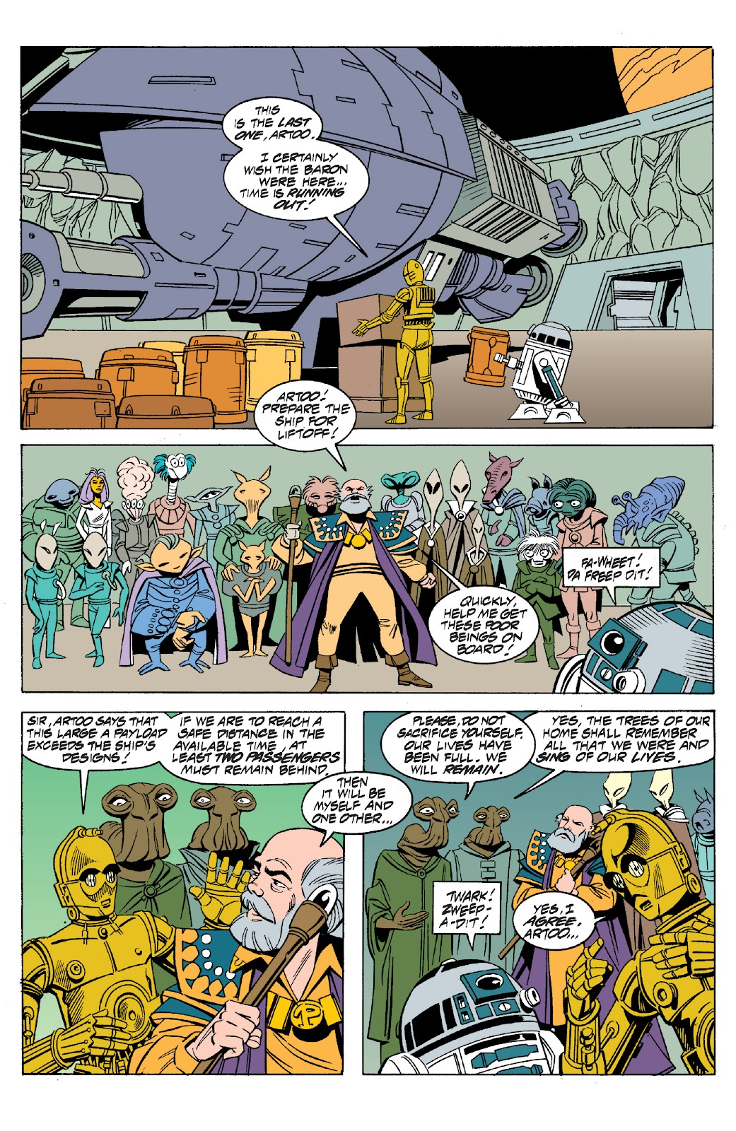 Read online Star Wars Legends Epic Collection: The Empire comic -  Issue # TPB 5 (Part 2) - 68