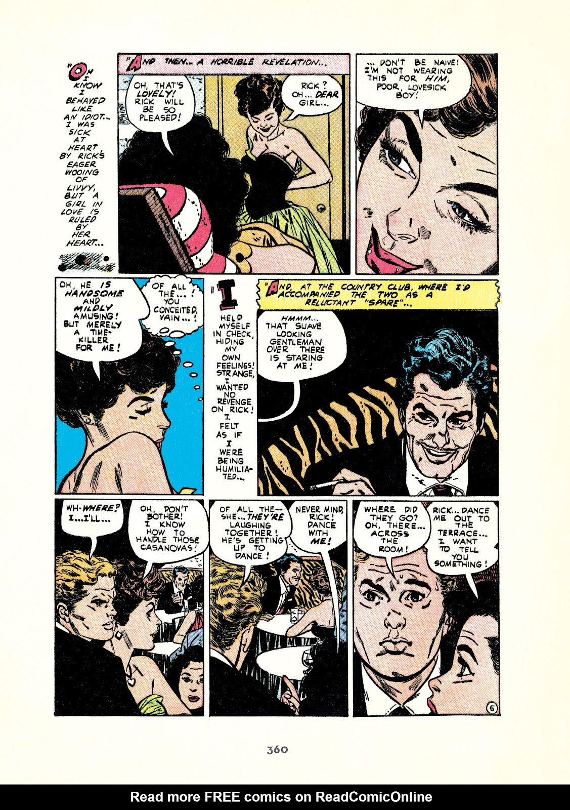 Read online Setting the Standard: Comics by Alex Toth 1952-1954 comic -  Issue # TPB (Part 4) - 61