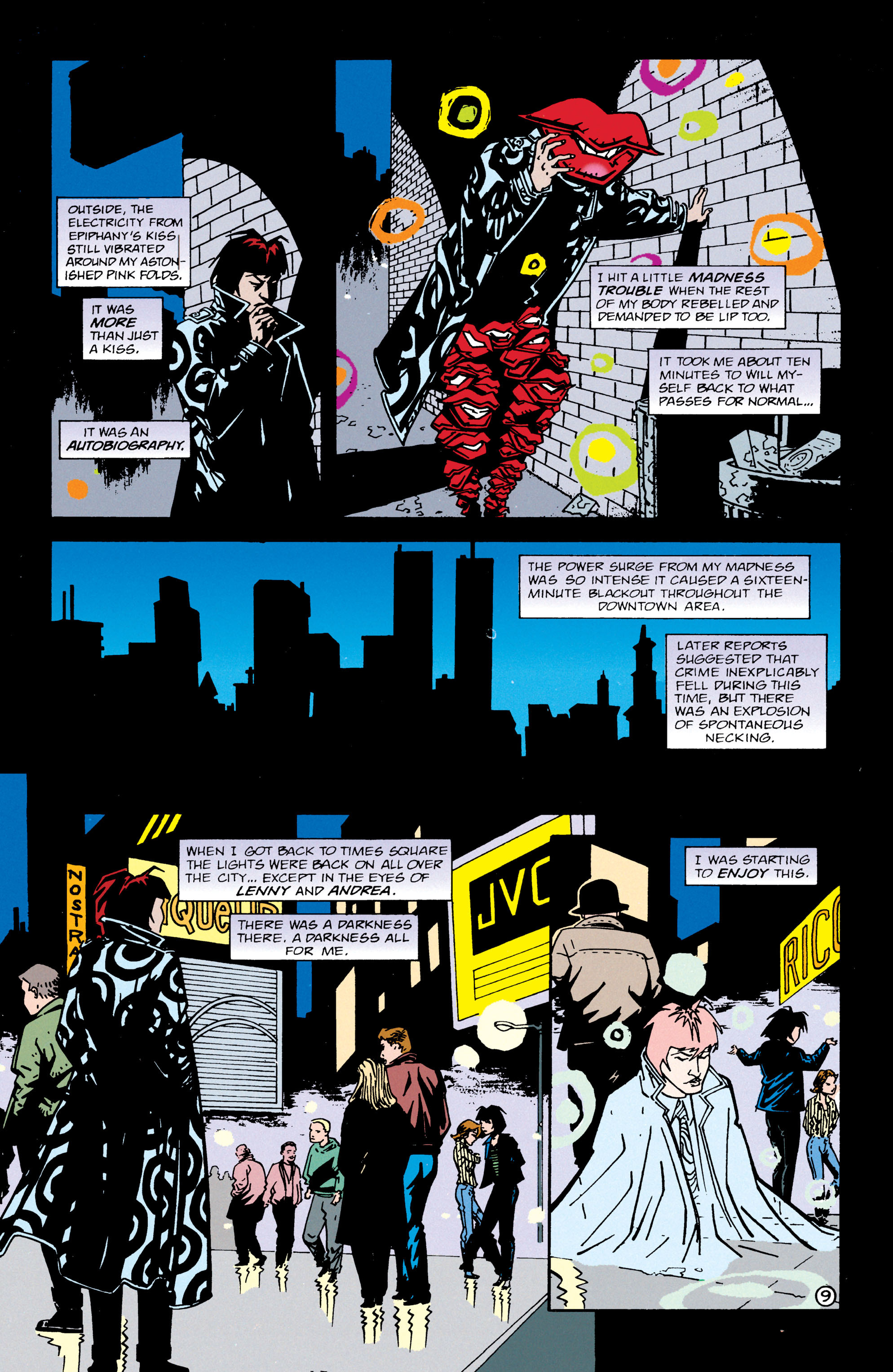 Read online Shade, the Changing Man comic -  Issue #65 - 10