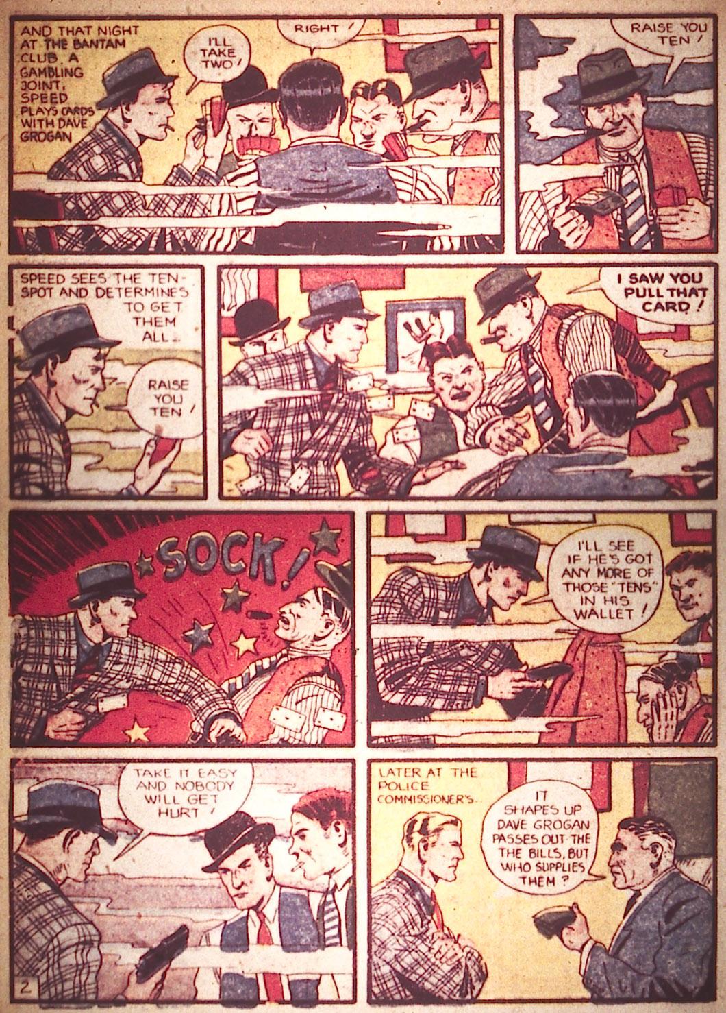 Detective Comics (1937) 19 Page 3
