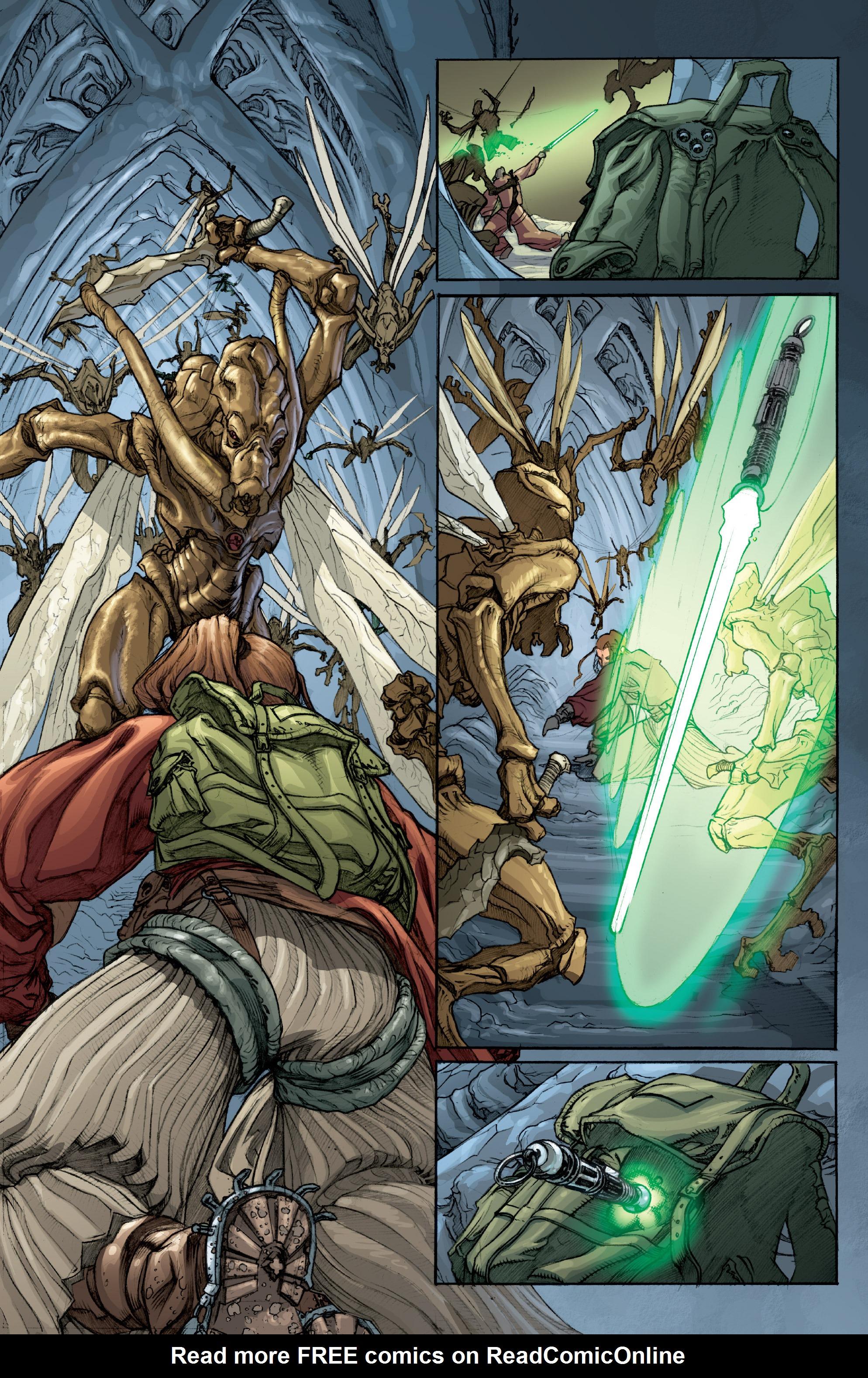 Read online Star Wars Omnibus comic -  Issue # Vol. 24 - 248
