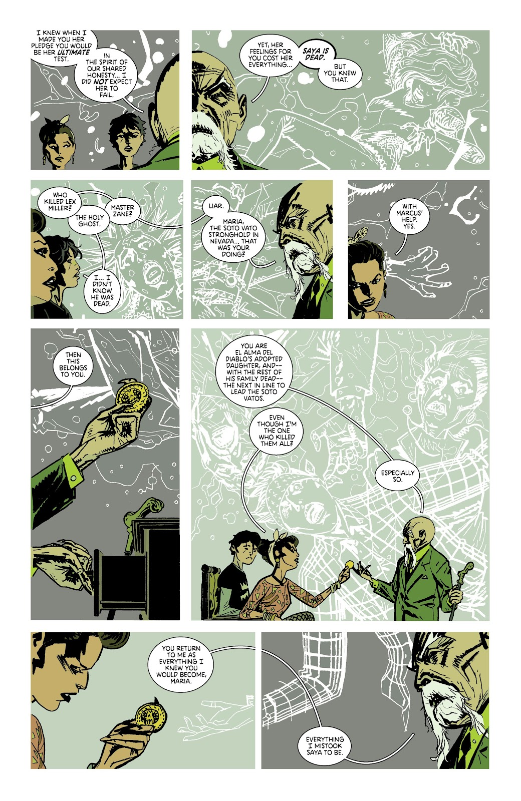 Read online Deadly Class comic -  Issue #38 - 10