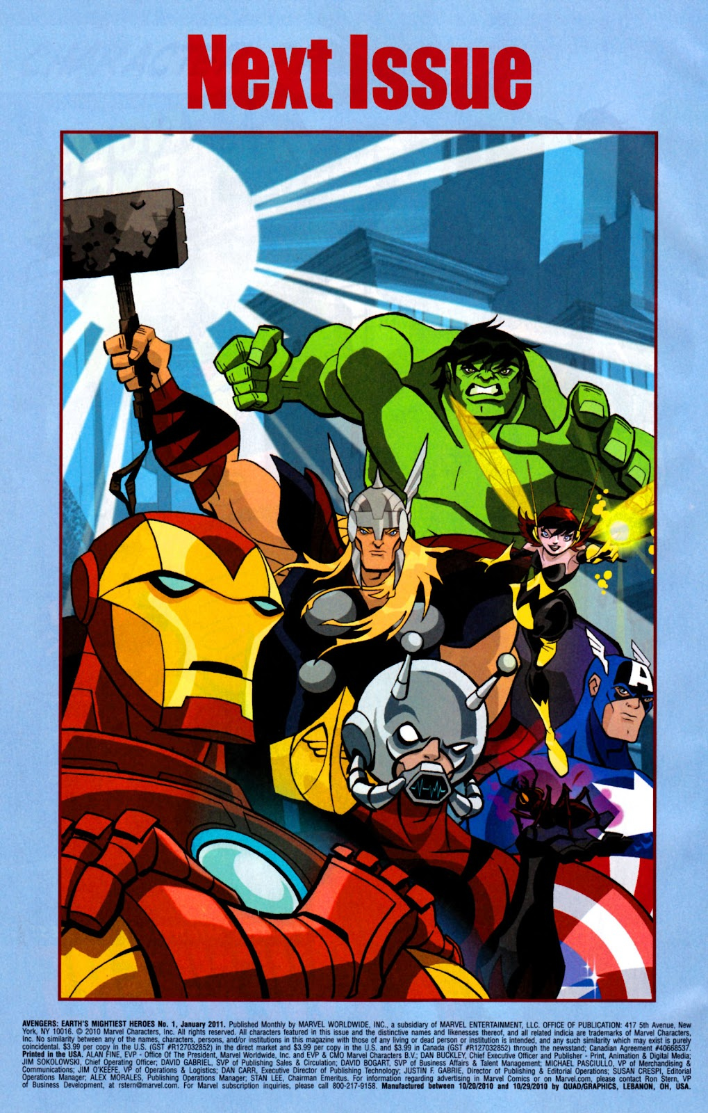 Avengers: Earth's Mightiest Heroes (2011) Issue #1 #1 - English 27