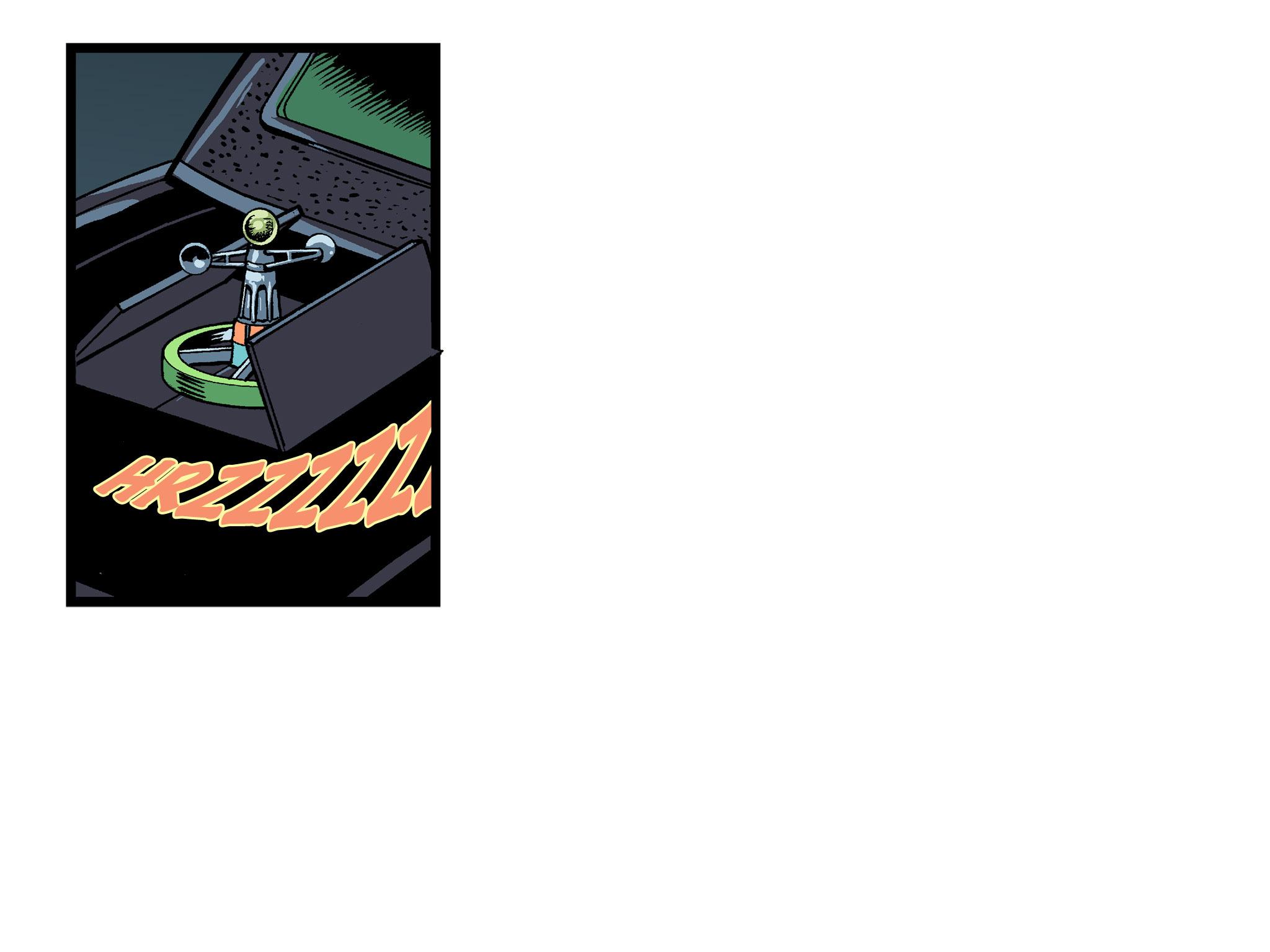 Read online Batman '66 Meets the Green Hornet [II] comic -  Issue #4 - 80