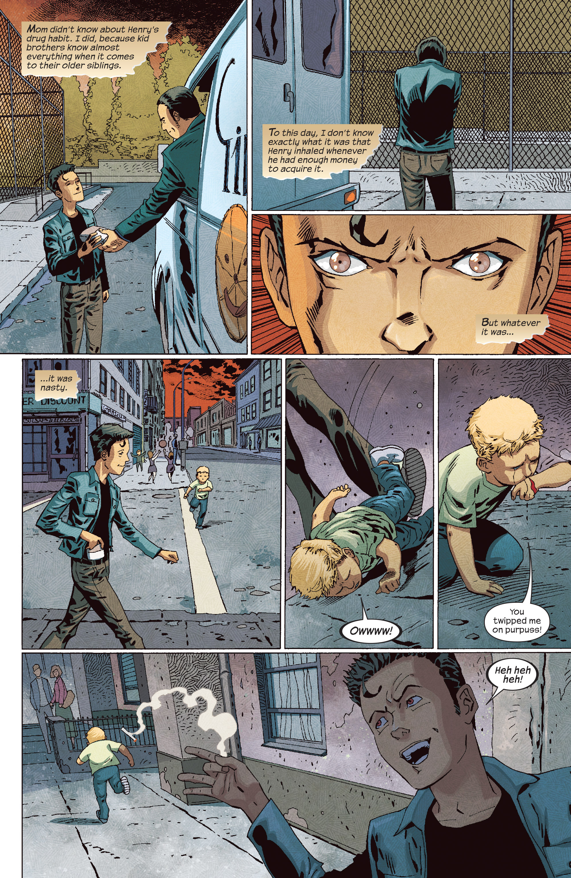 Read online Dark Tower: The Drawing of the Three - The Prisoner comic -  Issue #3 - 11