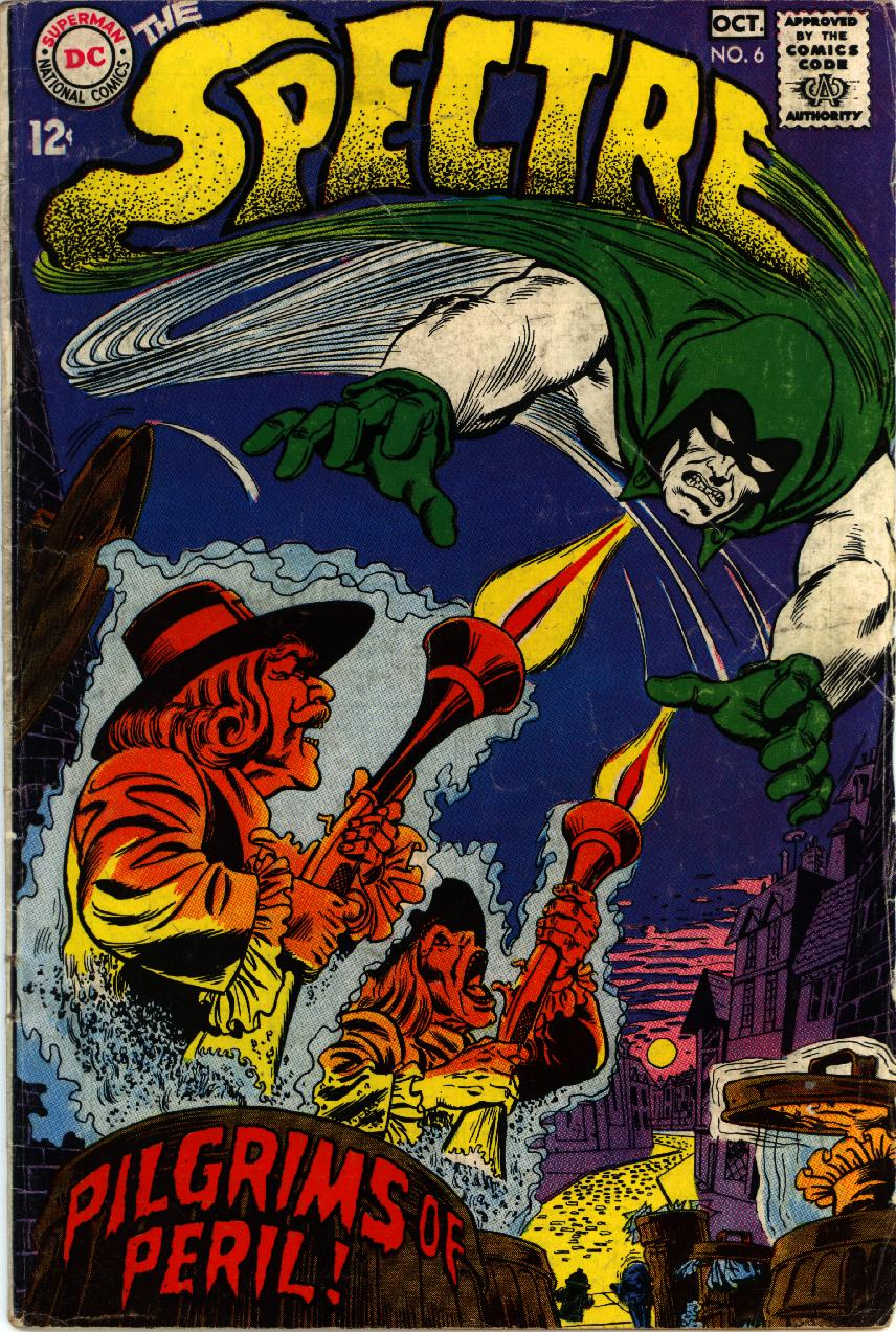 The Spectre (1967) issue 6 - Page 1