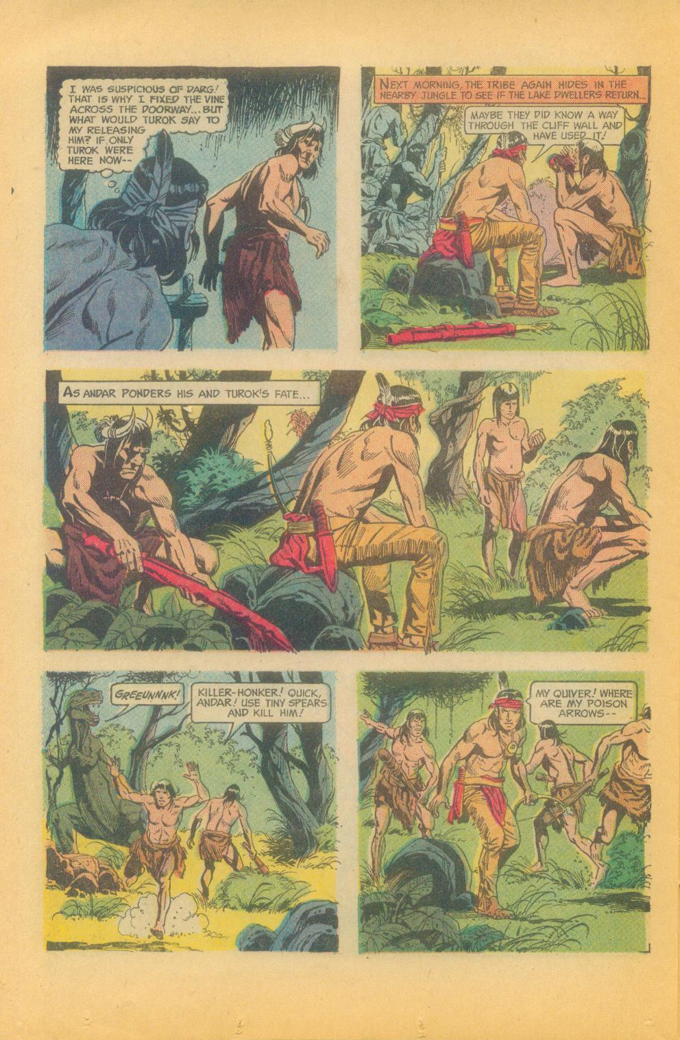 Read online Turok, Son of Stone comic -  Issue #82 - 26