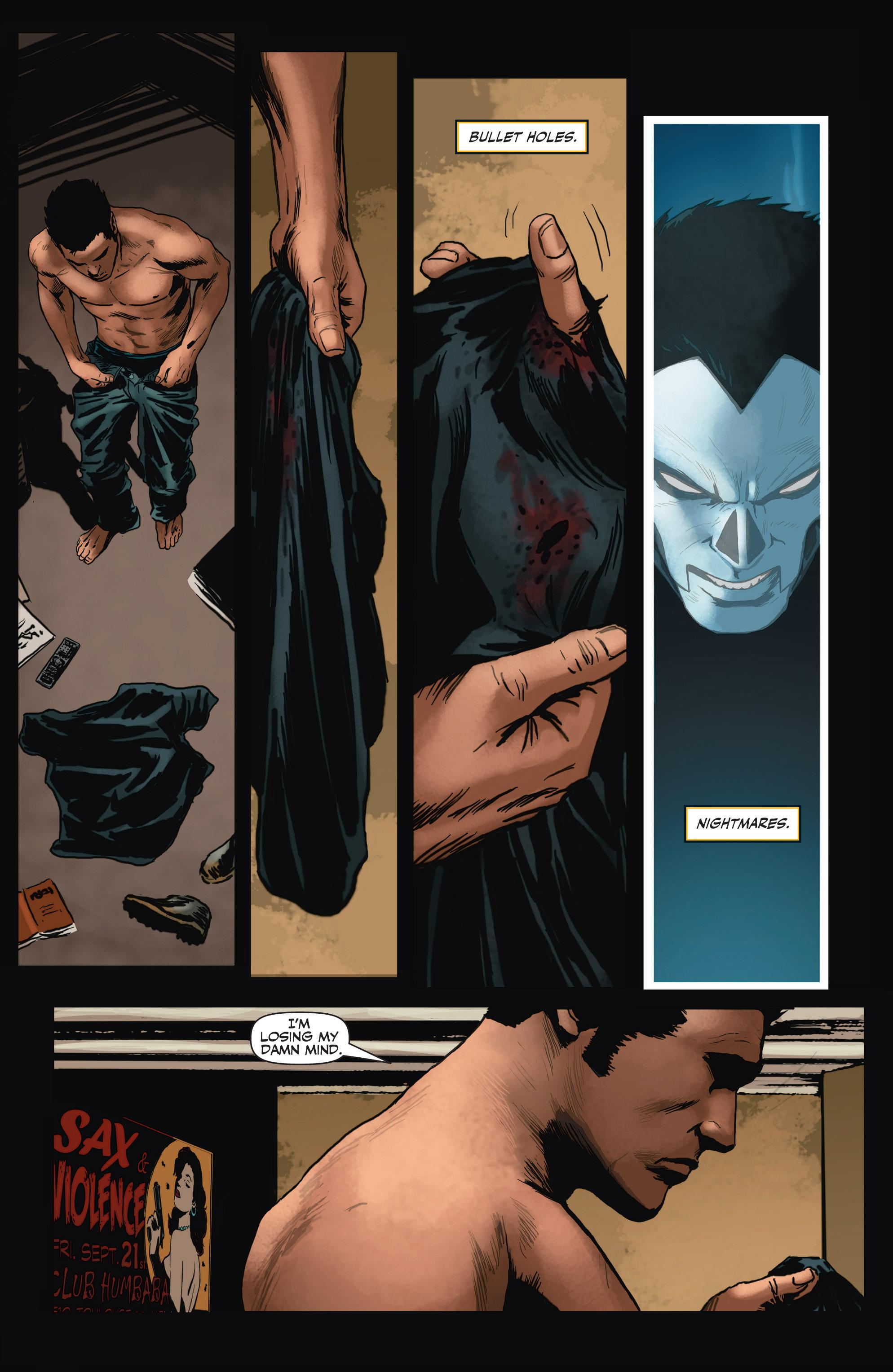 Read online Shadowman (2012) comic -  Issue #2 - 15