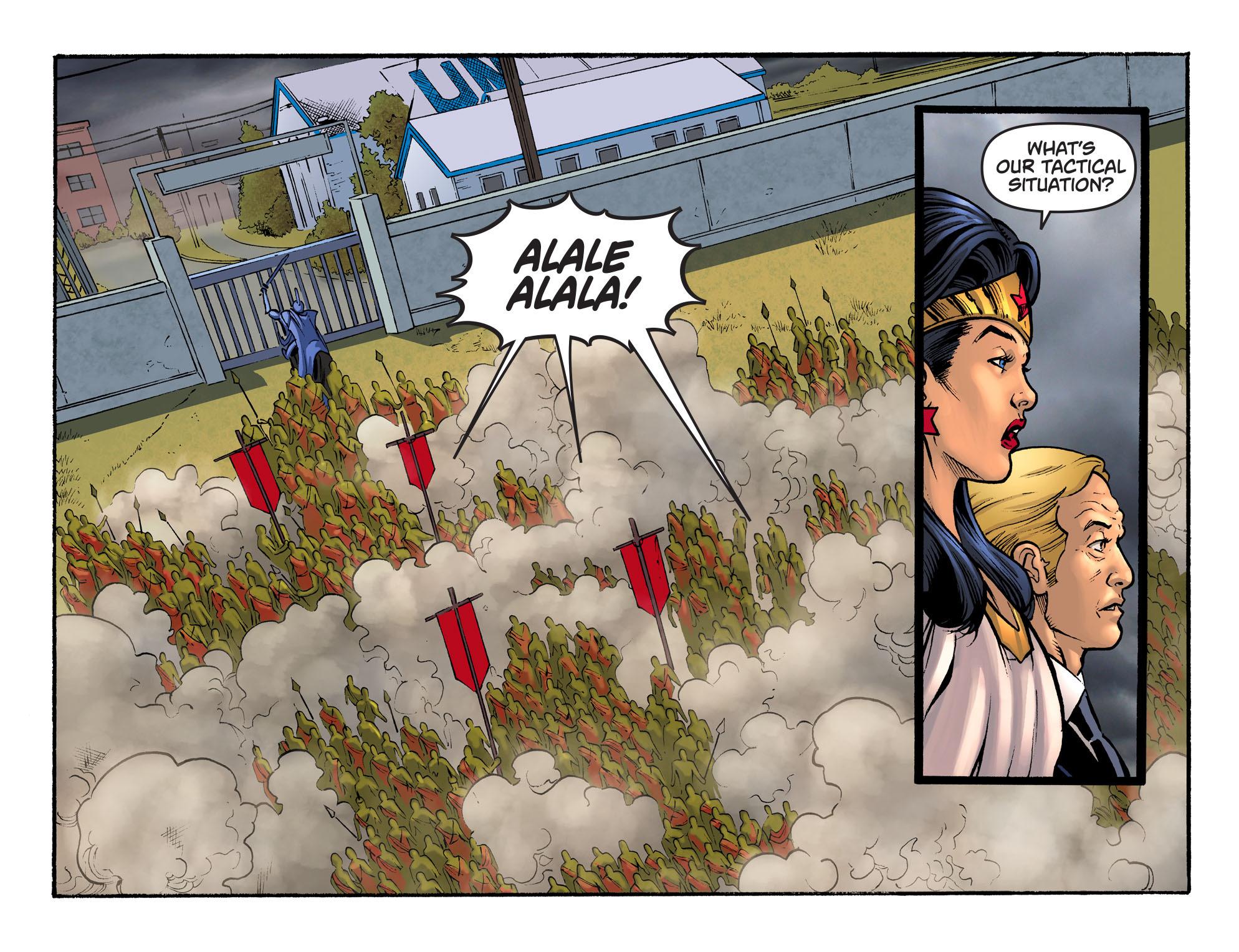 Read online Sensation Comics Featuring Wonder Woman comic -  Issue #34 - 14