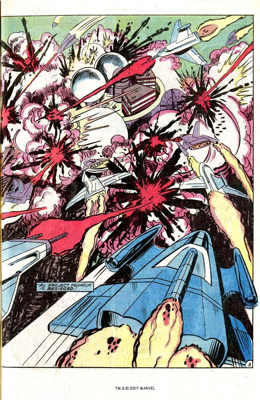 Read online Captain America (1968) comic -  Issue # _Annual 7 - 9