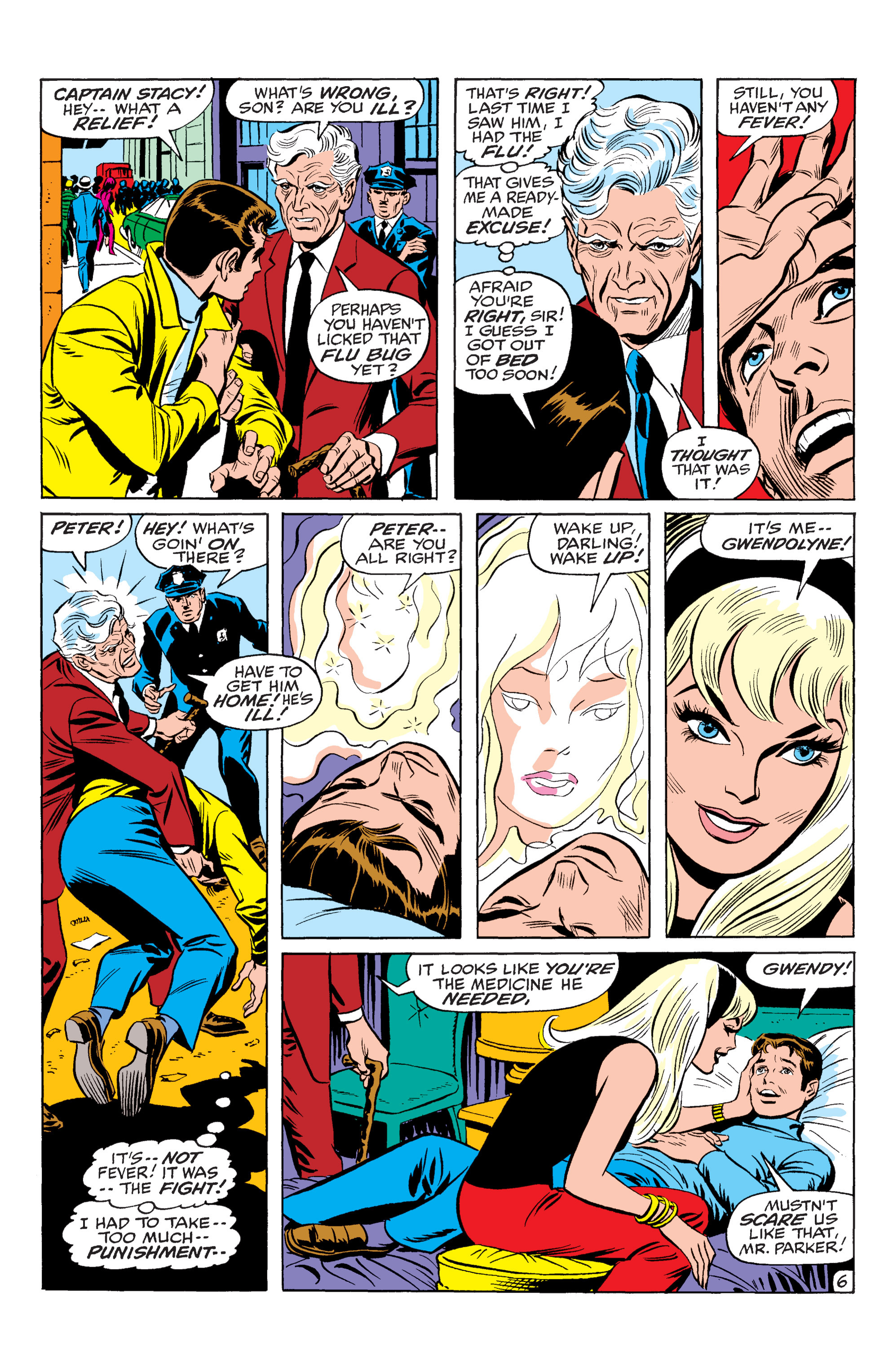 The Amazing Spider-Man (1963) 90 Page 6
