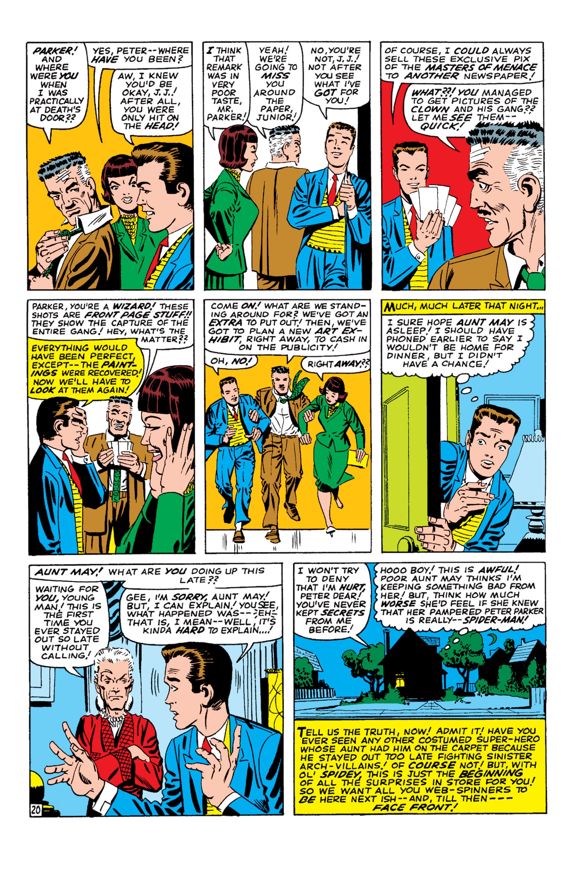 The Amazing Spider-Man (1963) 22 Page 20