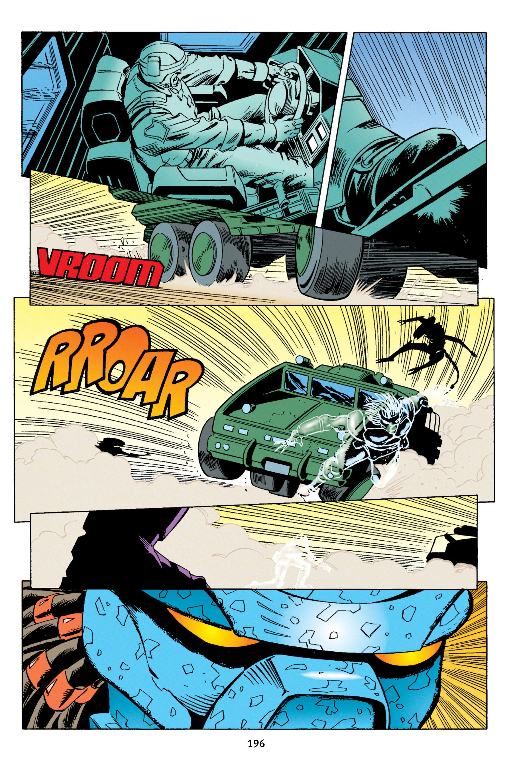 Read online Aliens vs. Predator Omnibus comic -  Issue # _TPB 1 Part 2 - 92