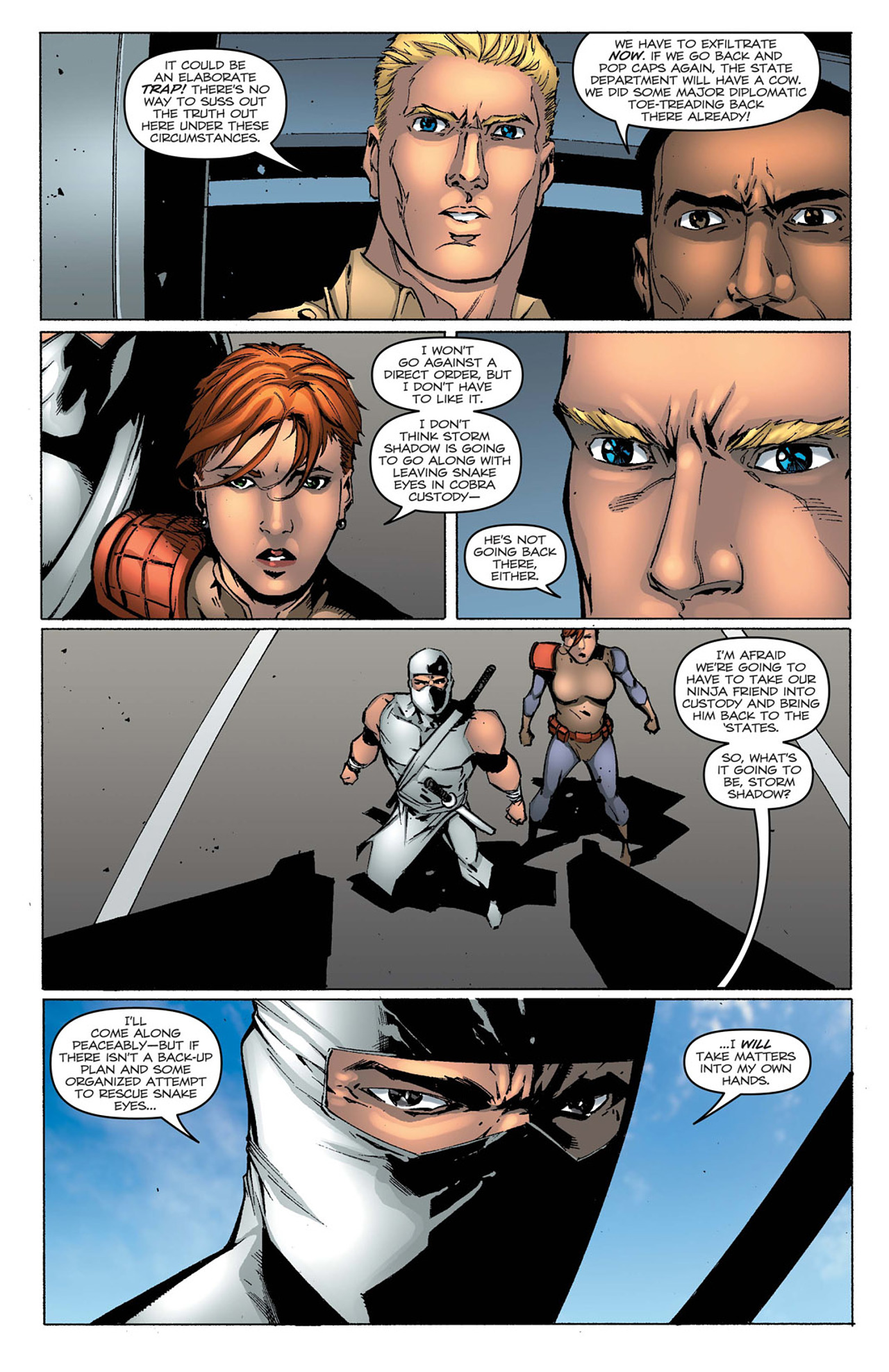 G.I. Joe: A Real American Hero 160 Page 21