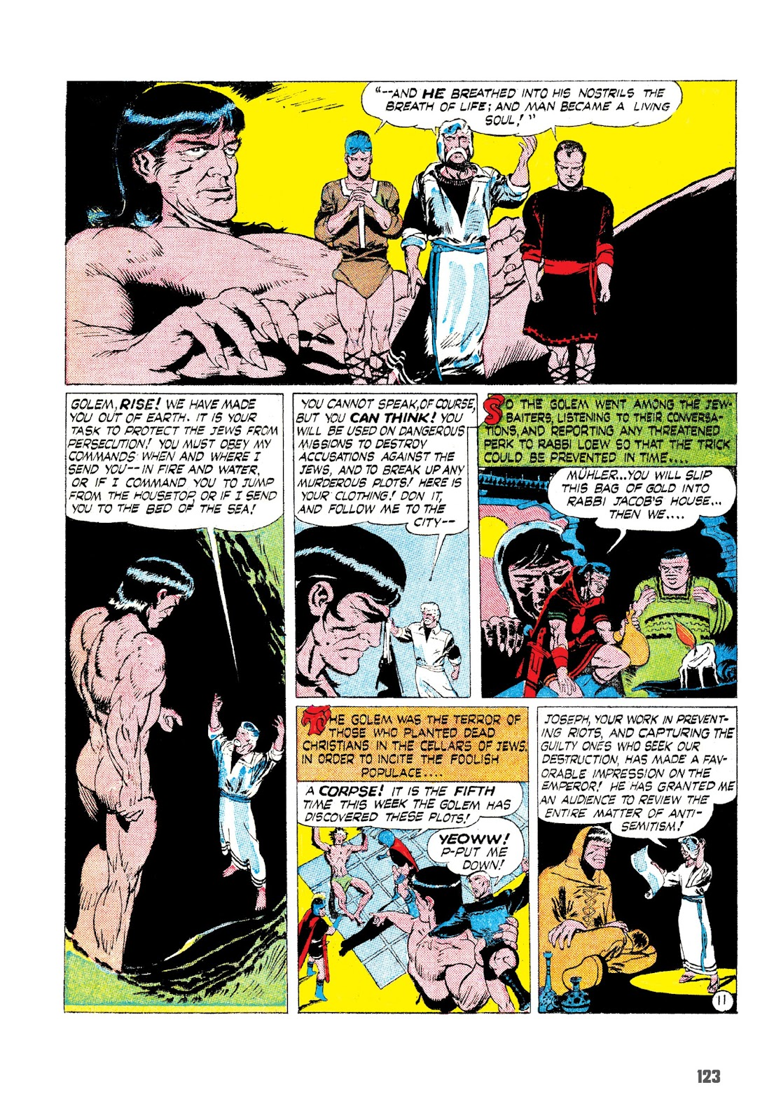 Read online The Joe Kubert Archives comic -  Issue # TPB (Part 2) - 34