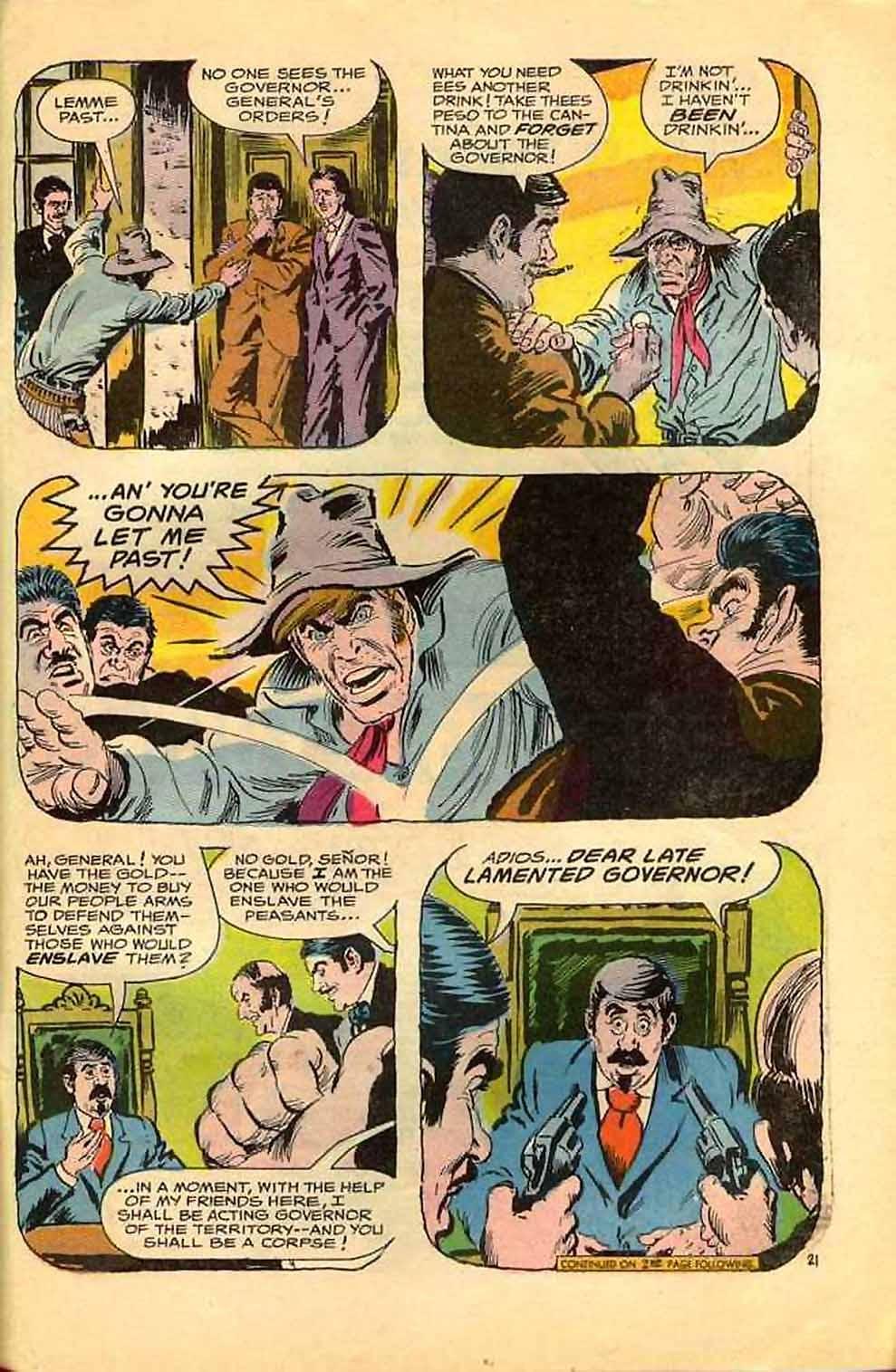 Bat Lash (1968) issue 4 - Page 27
