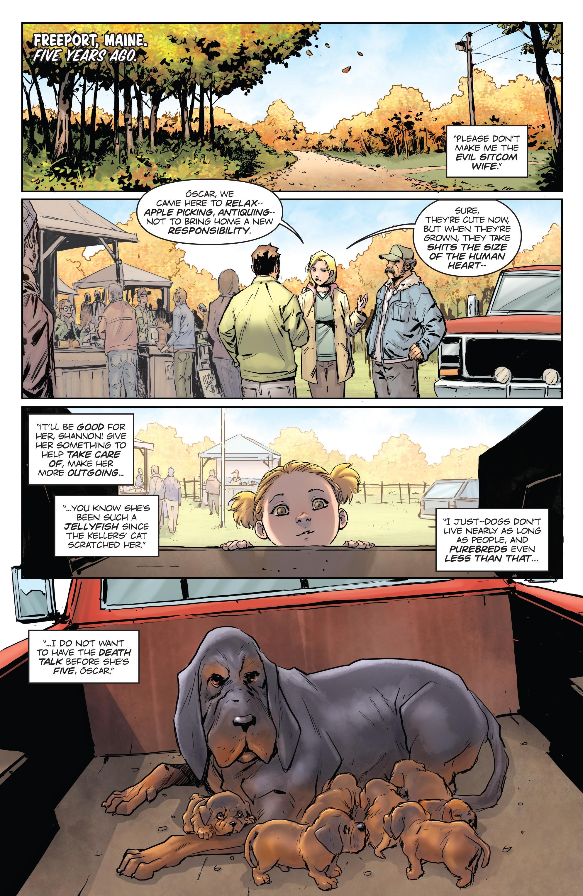 Read online Animosity comic -  Issue #3 - 3