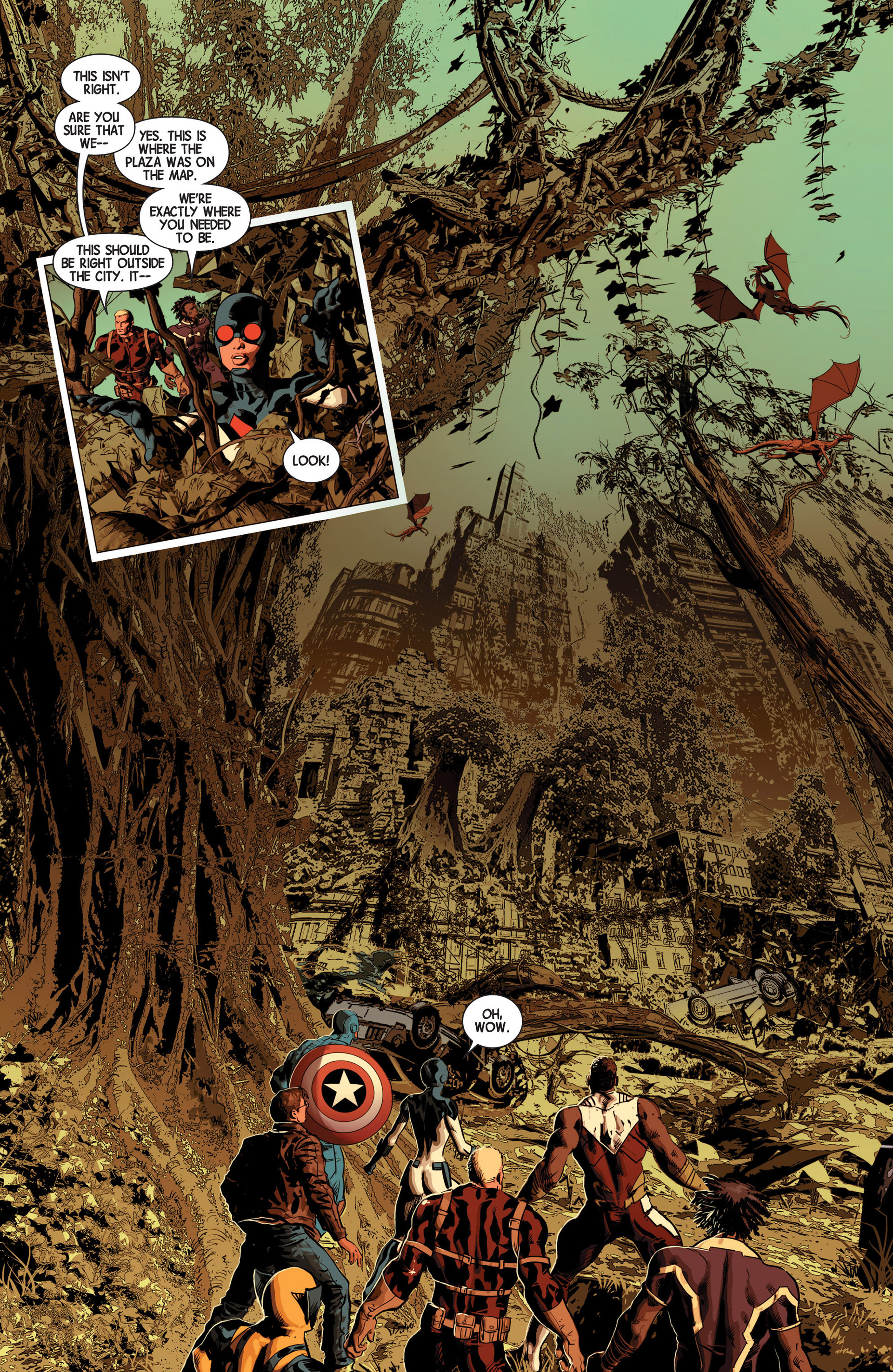 Read online Avengers (2013) comic -  Issue #10 - 15