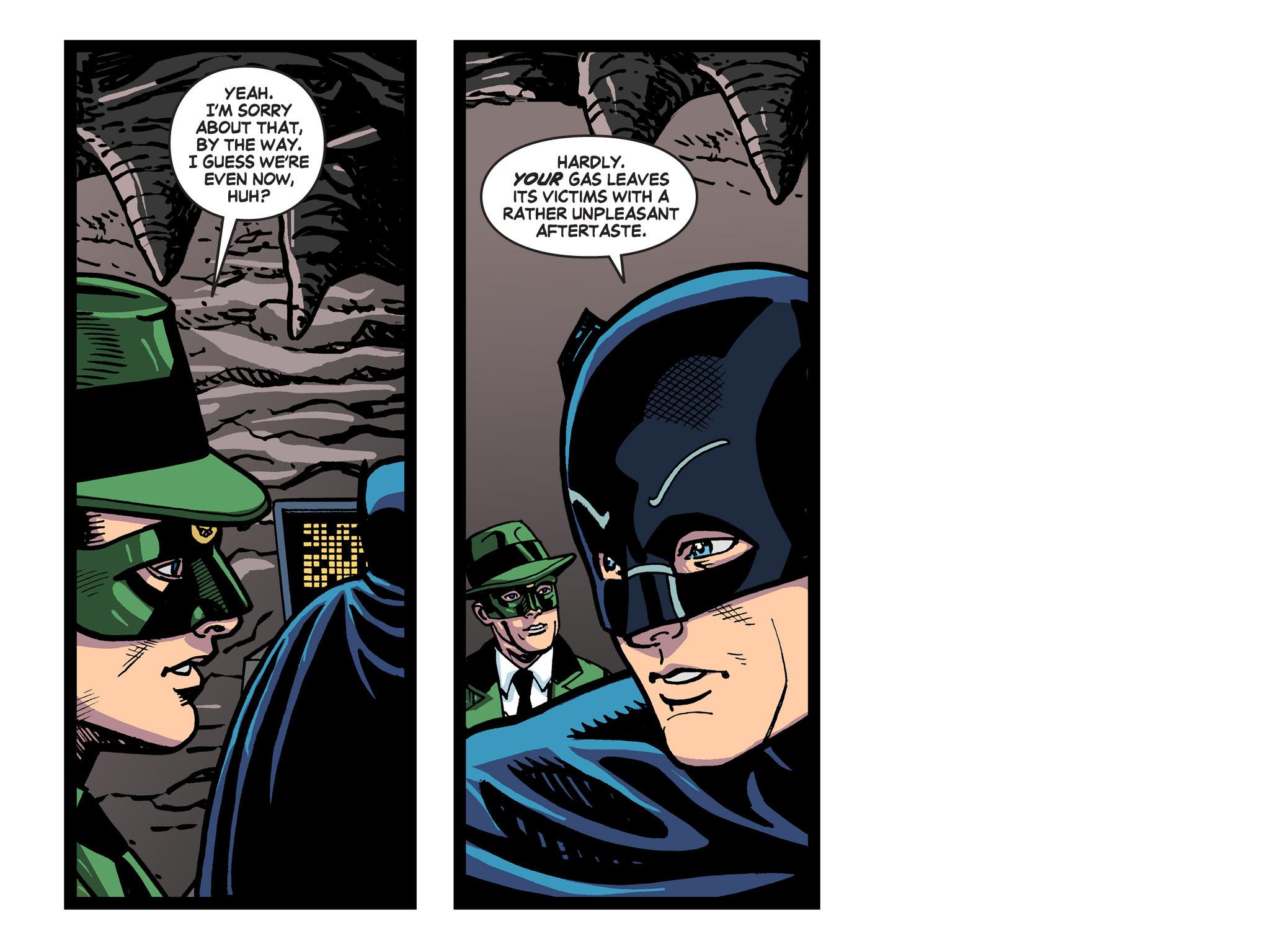 Read online Batman '66 Meets the Green Hornet [II] comic -  Issue #5 - 54