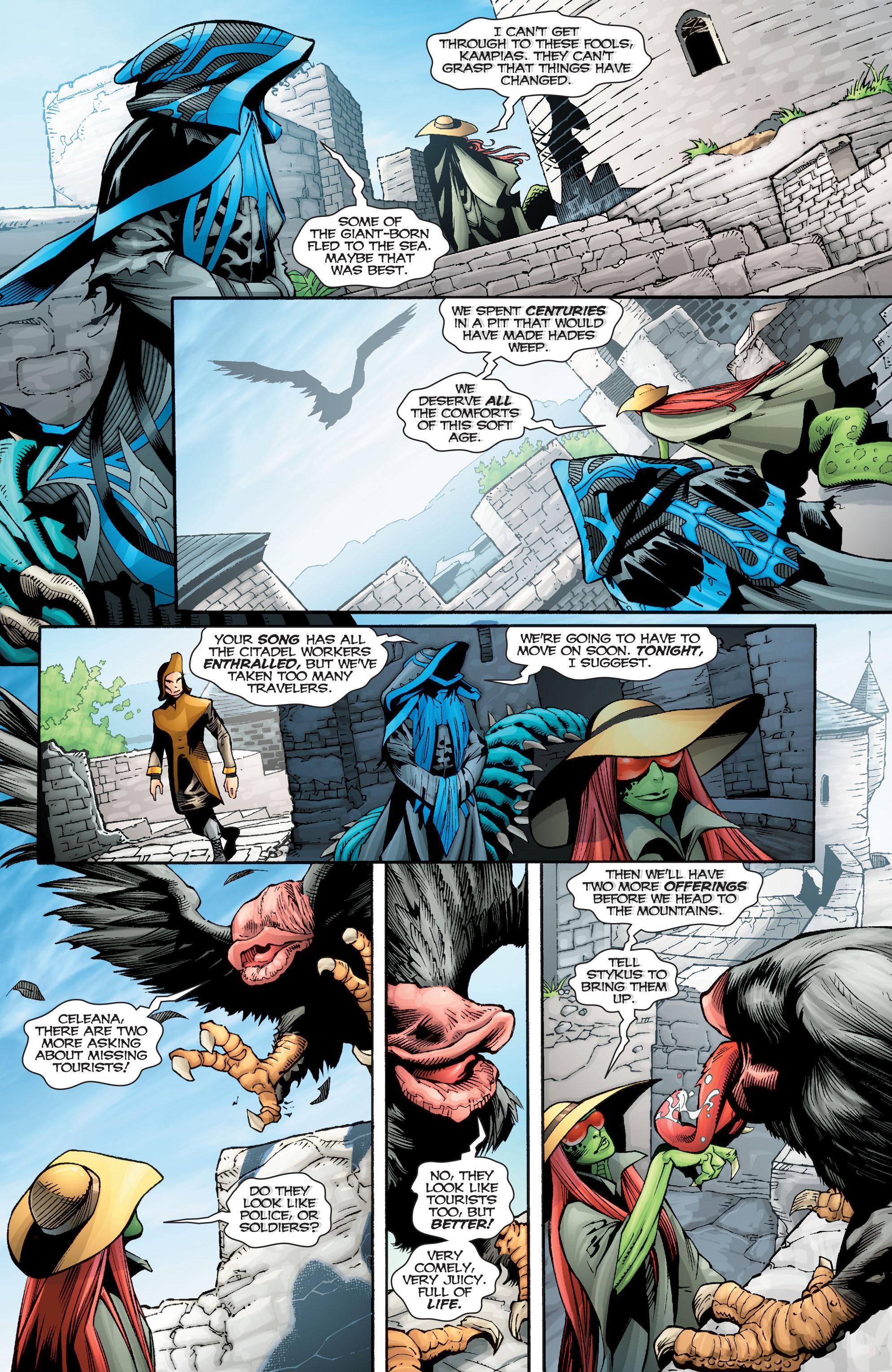 Read online Aquaman (2011) comic -  Issue #Aquaman (2011) _Annual 2 - 6