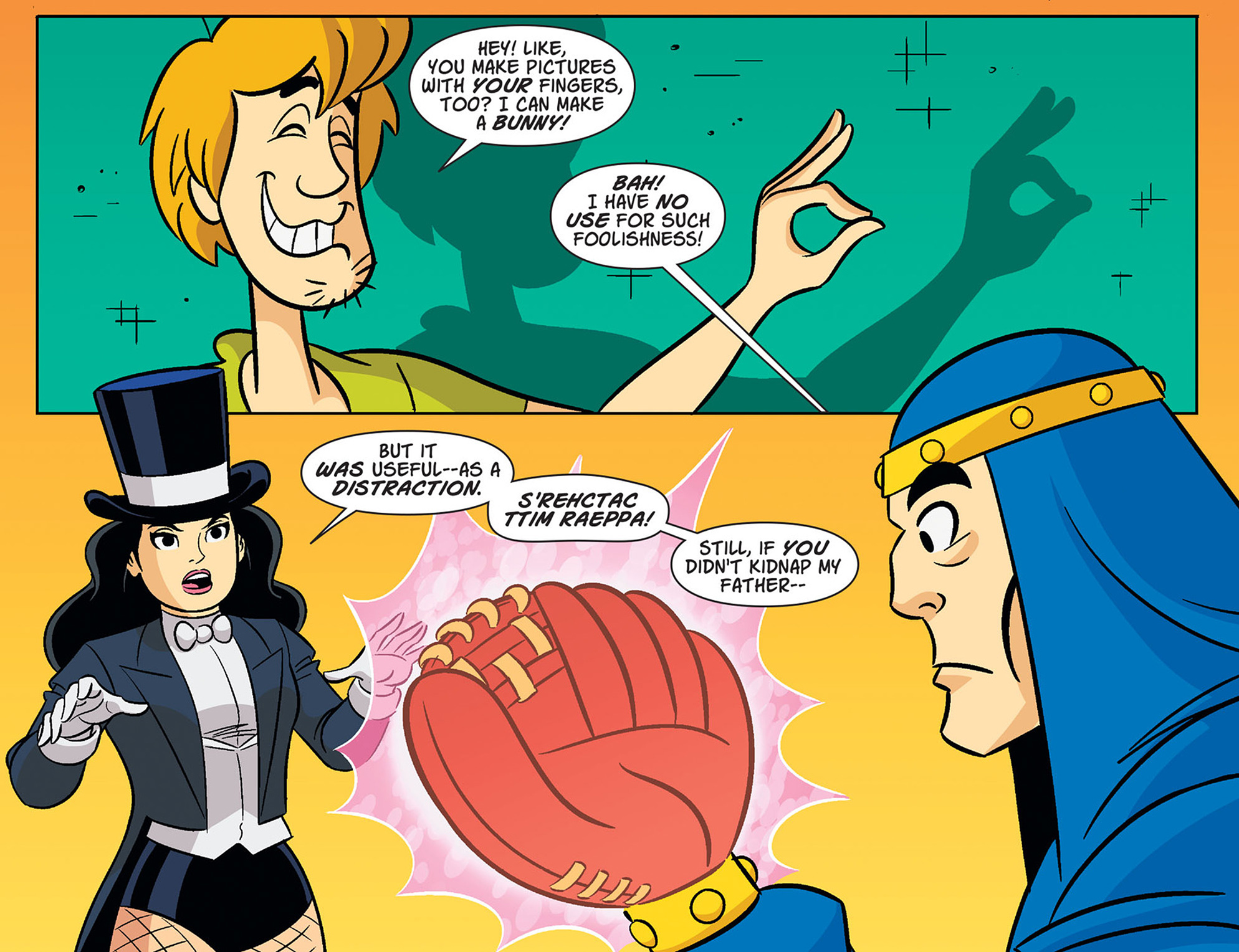 Read online Scooby-Doo! Team-Up comic -  Issue #37 - 19