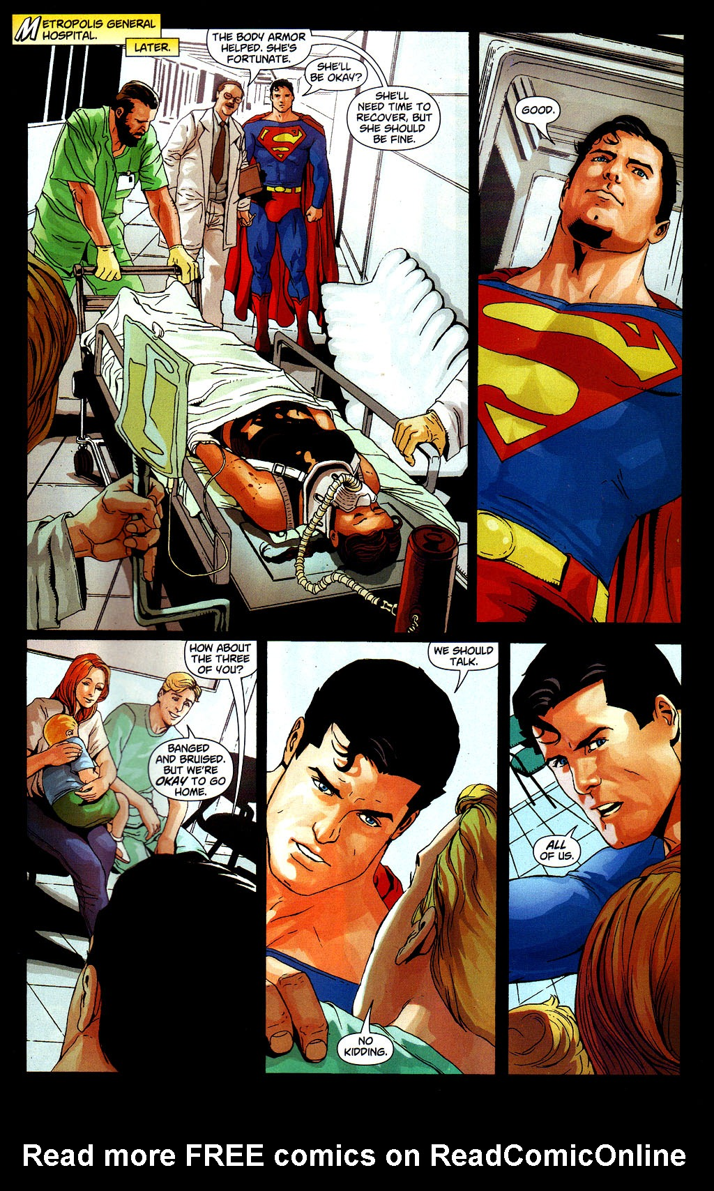 Read online Adventures of Superman (1987) comic -  Issue #647 - 22