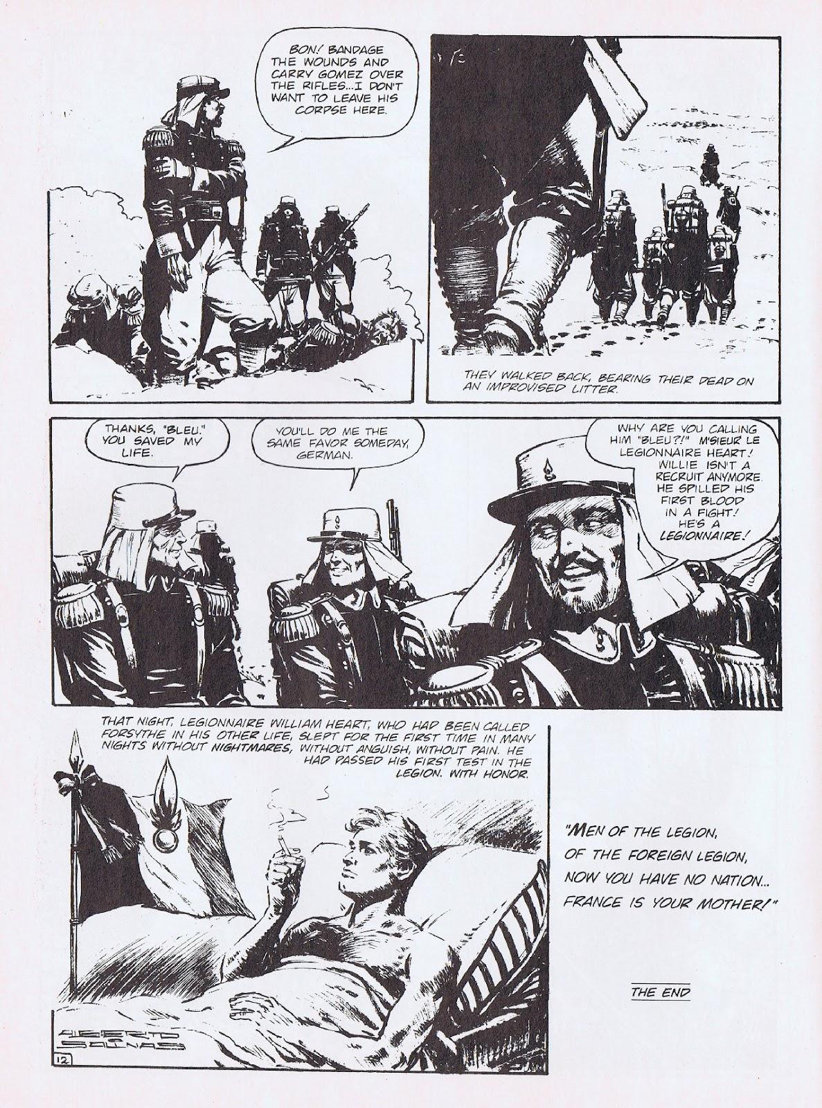 Read online Merchants of Death comic -  Issue #3 - 13