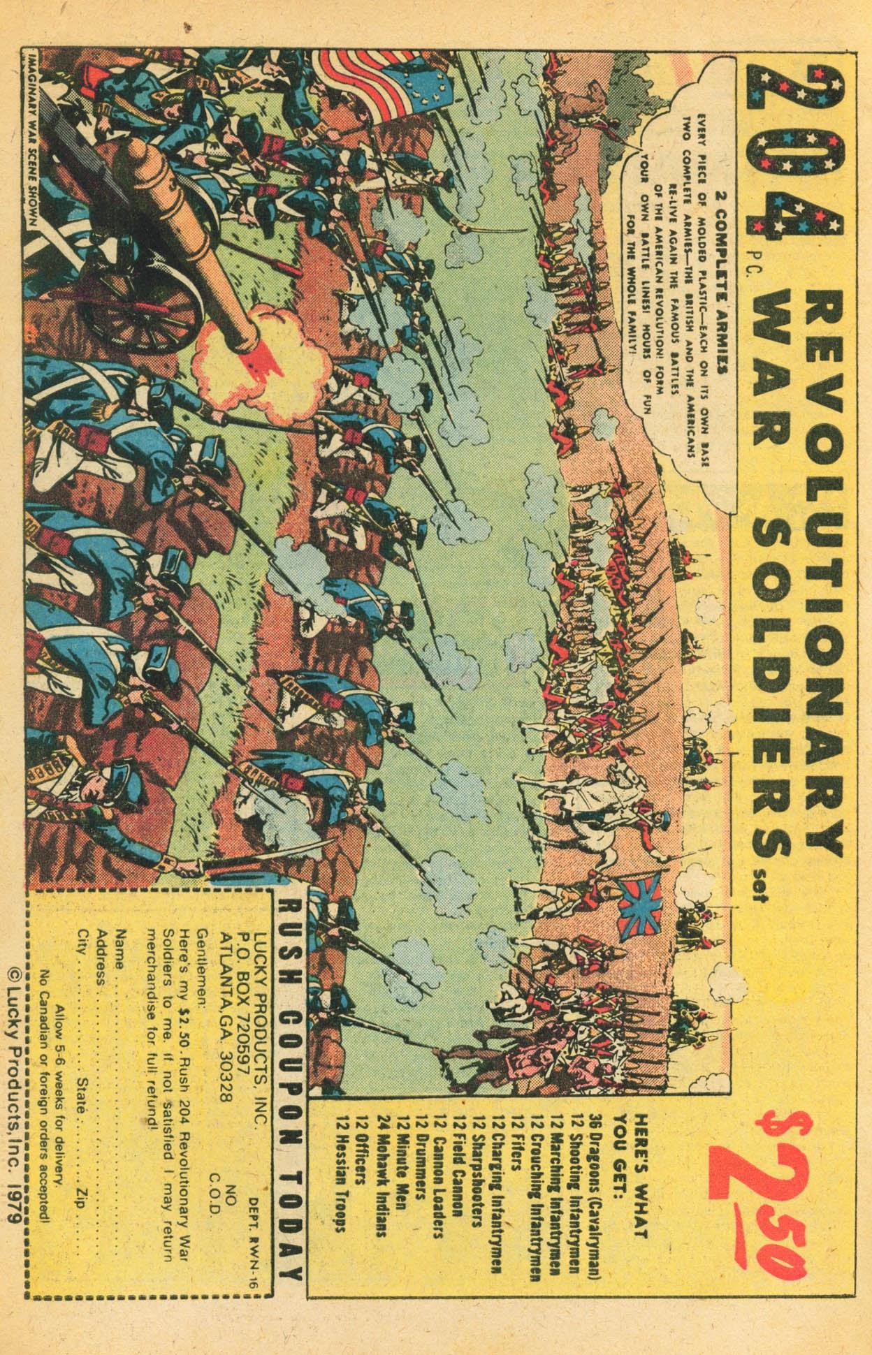 Read online Sgt. Rock comic -  Issue #329 - 34