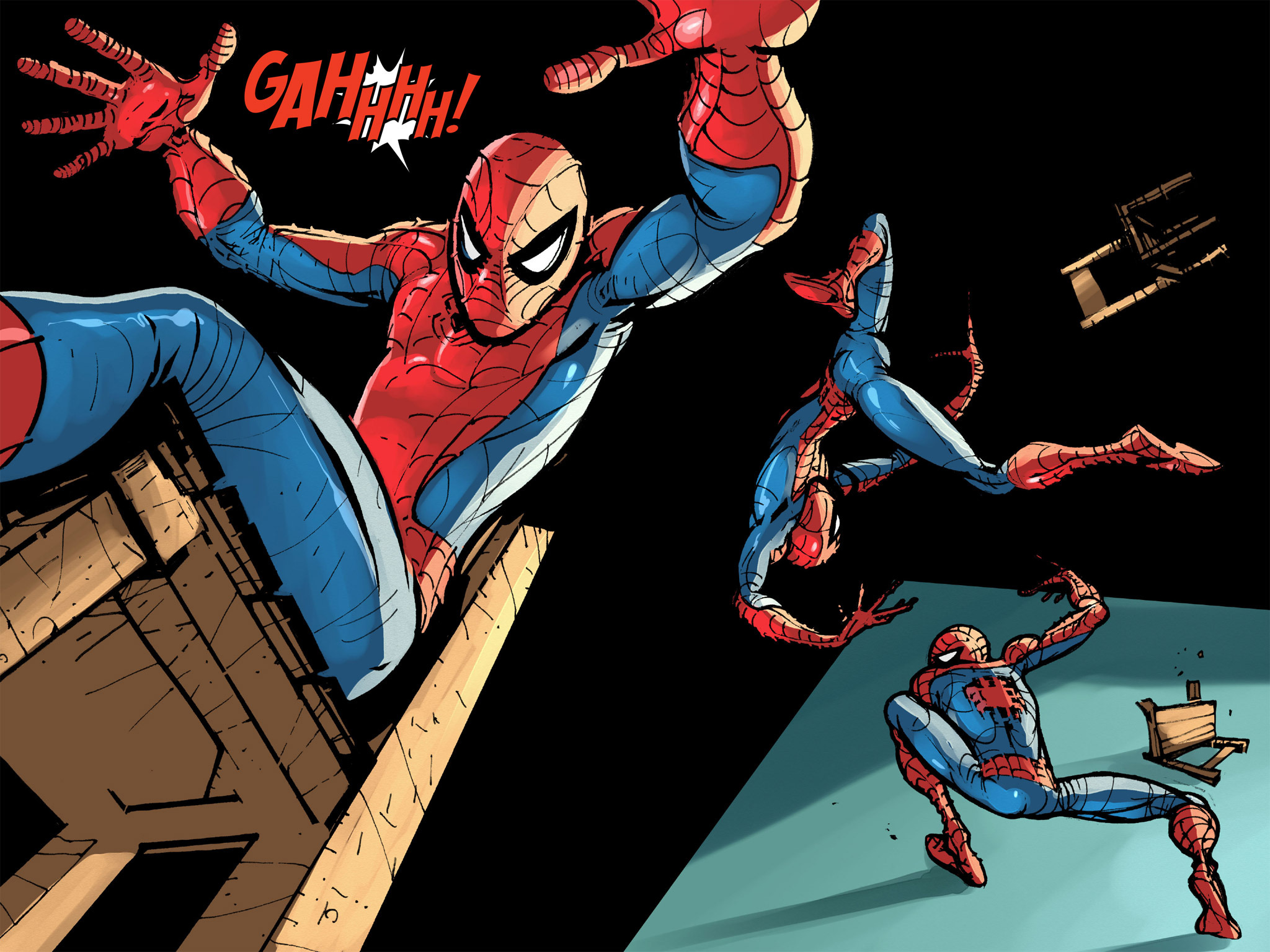 Read online Amazing Spider-Man: Who Am I? comic -  Issue # Full (Part 2) - 235