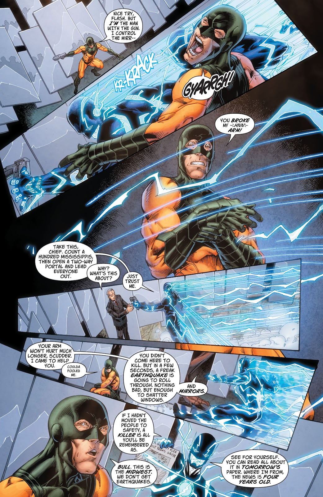 Read online The Flash (2011) comic -  Issue # _TPB 6 (Part 1) - 77