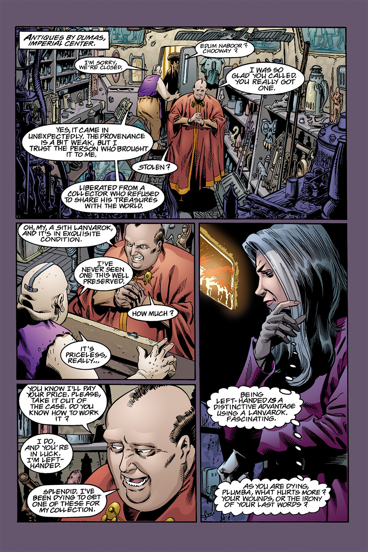Read online Star Wars Omnibus comic -  Issue # Vol. 3 - 344