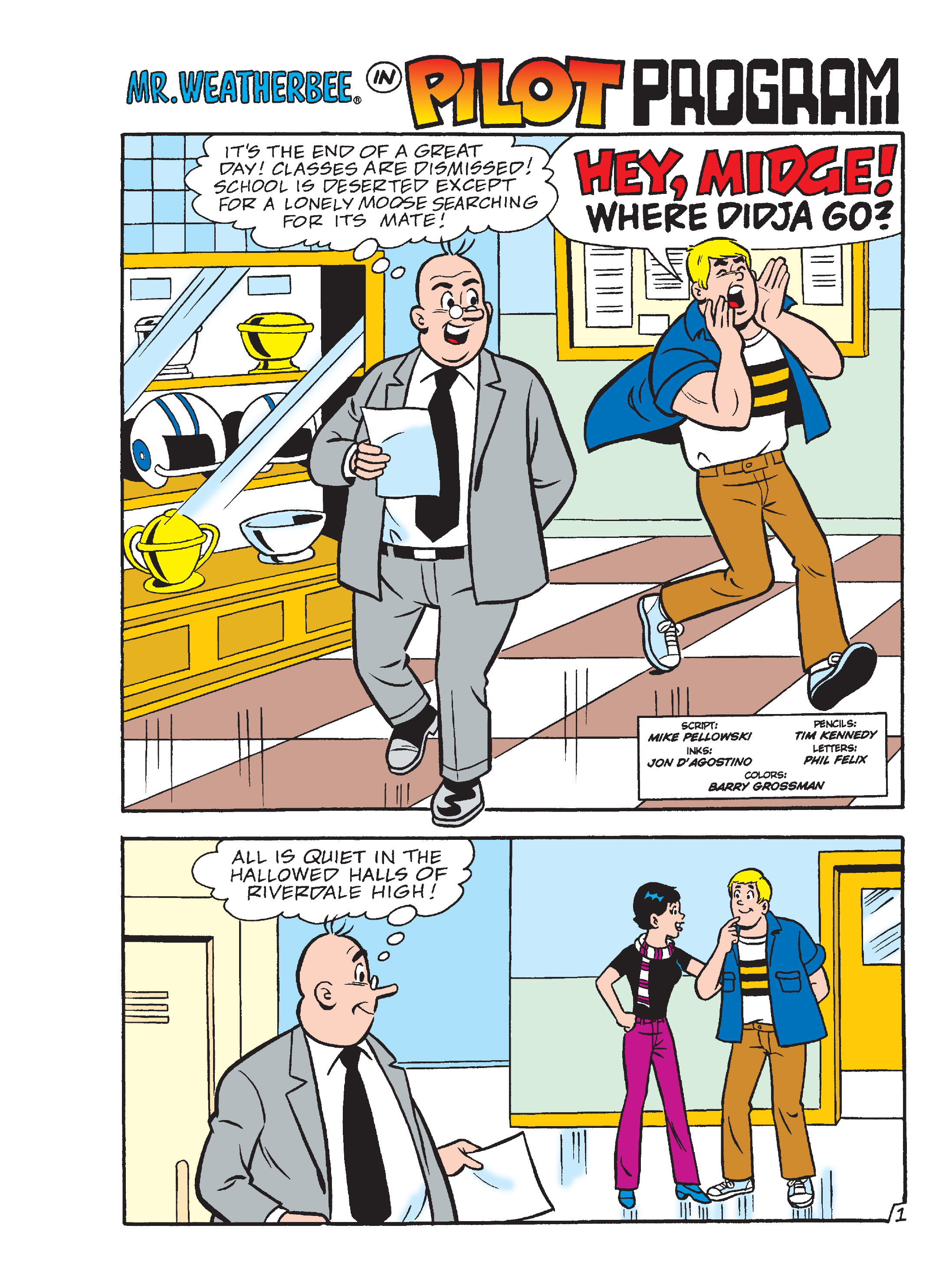 Read online World of Archie Double Digest comic -  Issue #64 - 77