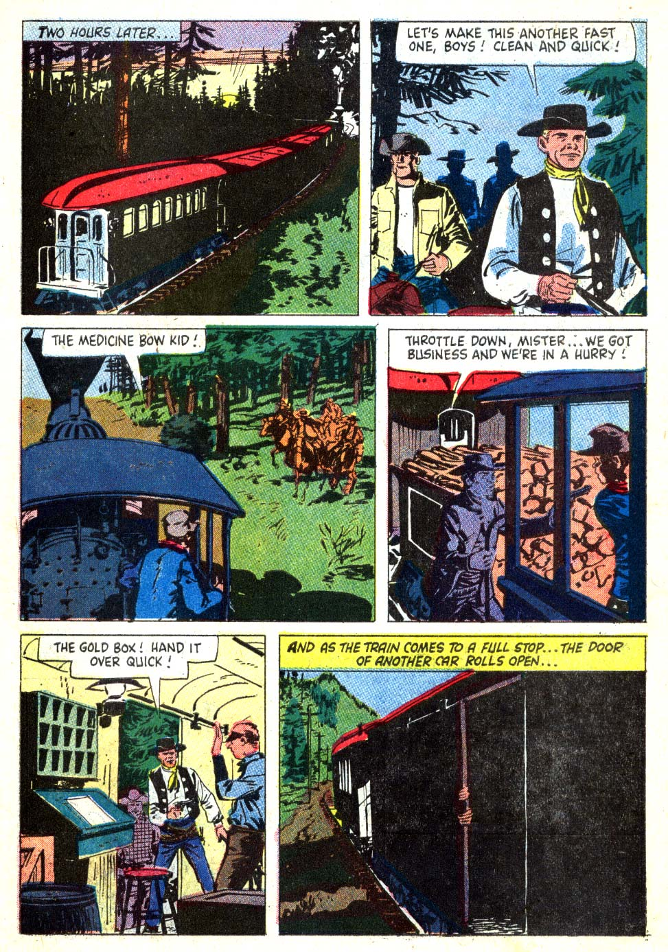 Four Color Comics issue 1035 - Page 31