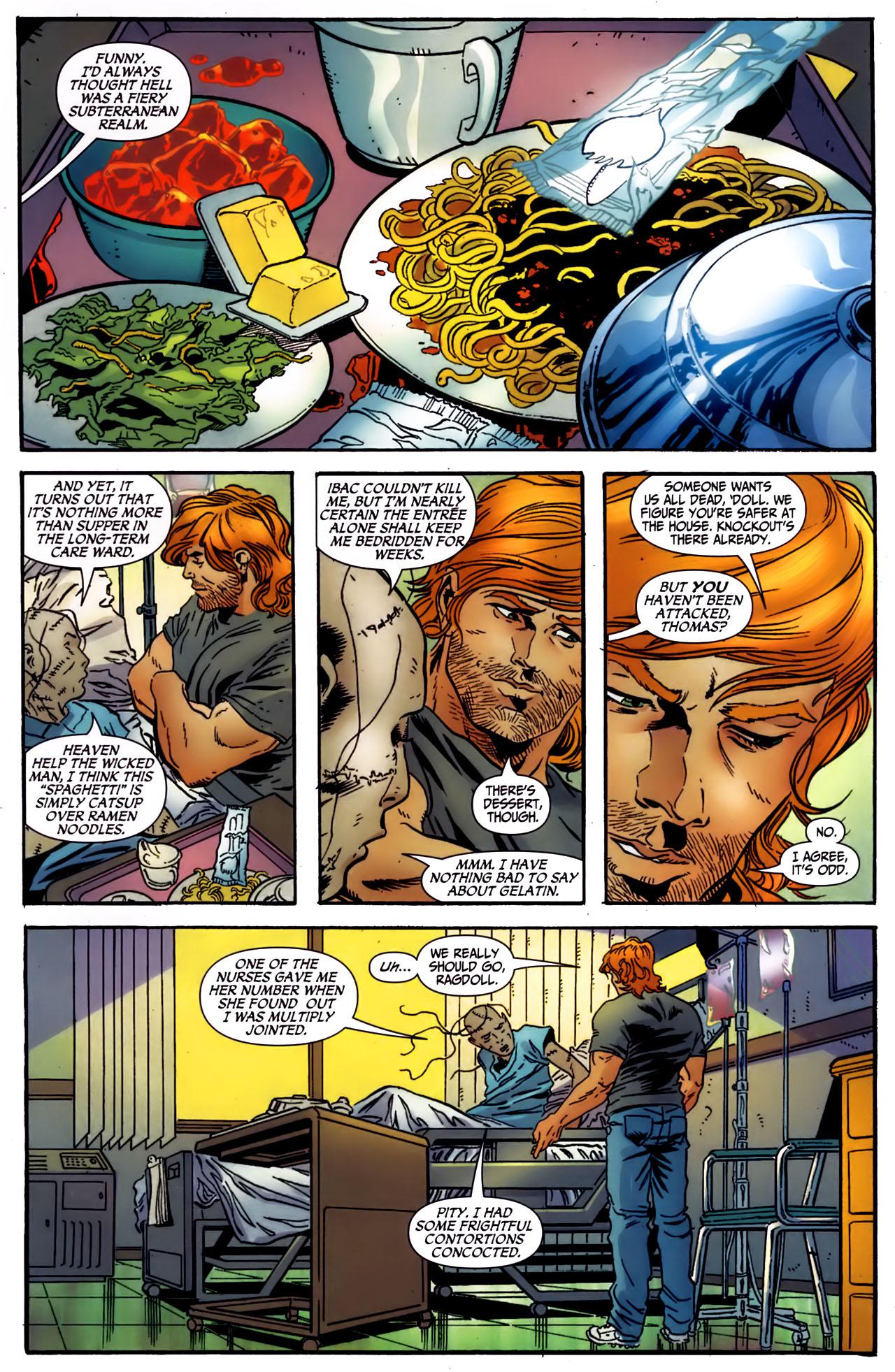 Read online Secret Six (2006) comic -  Issue #3 - 2