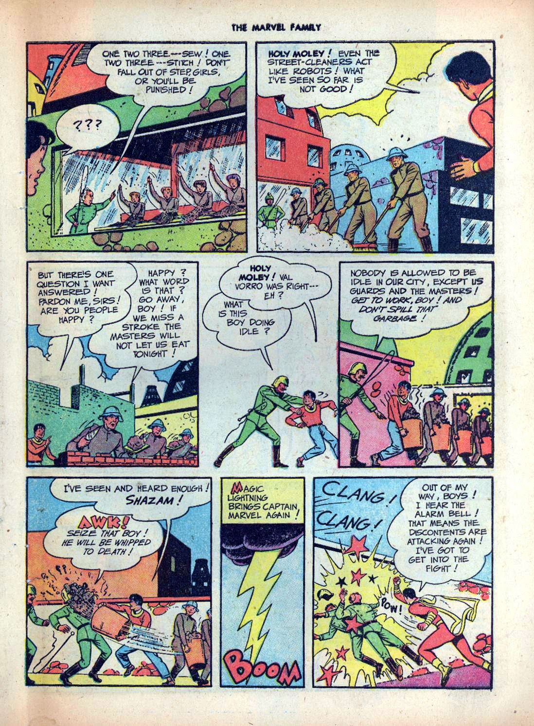 The Marvel Family issue 25 - Page 47