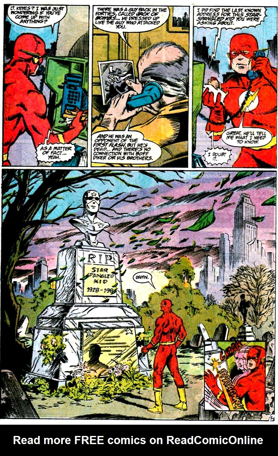 Read online The Flash (1987) comic -  Issue # _Annual 3 - 23