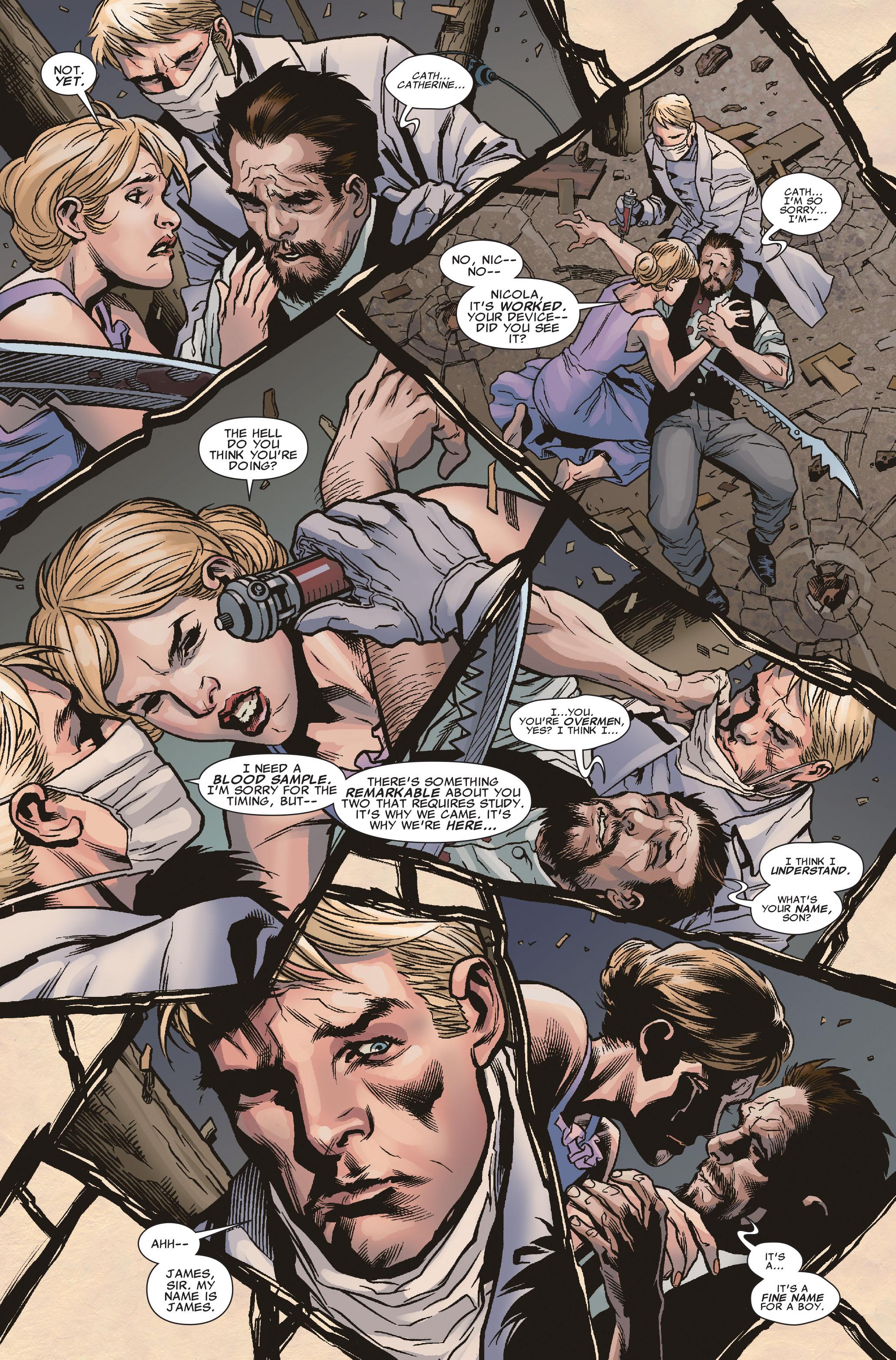 Read online Uncanny X-Men (1963) comic -  Issue #512 - 36