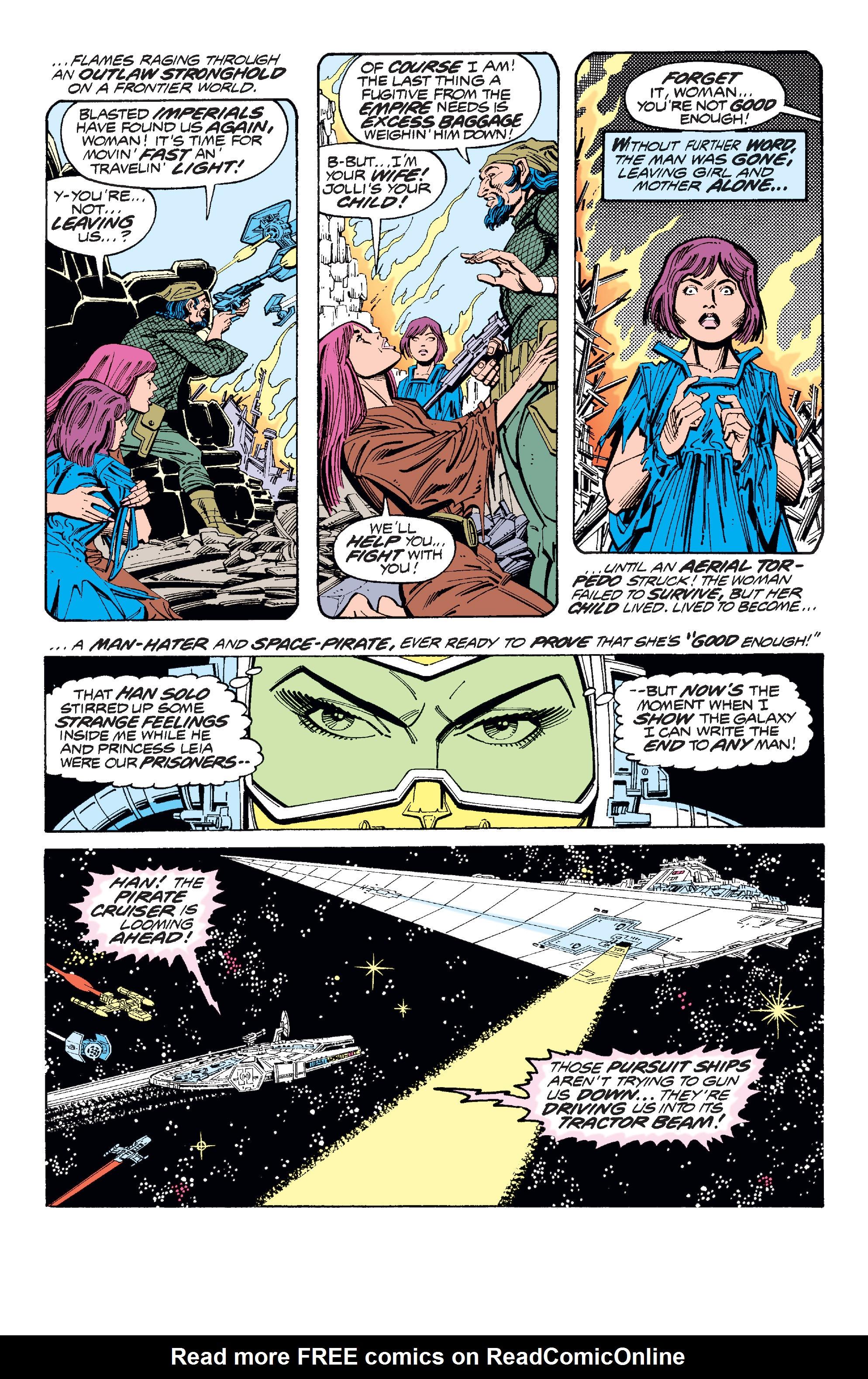 Read online Star Wars Omnibus comic -  Issue # Vol. 13 - 268
